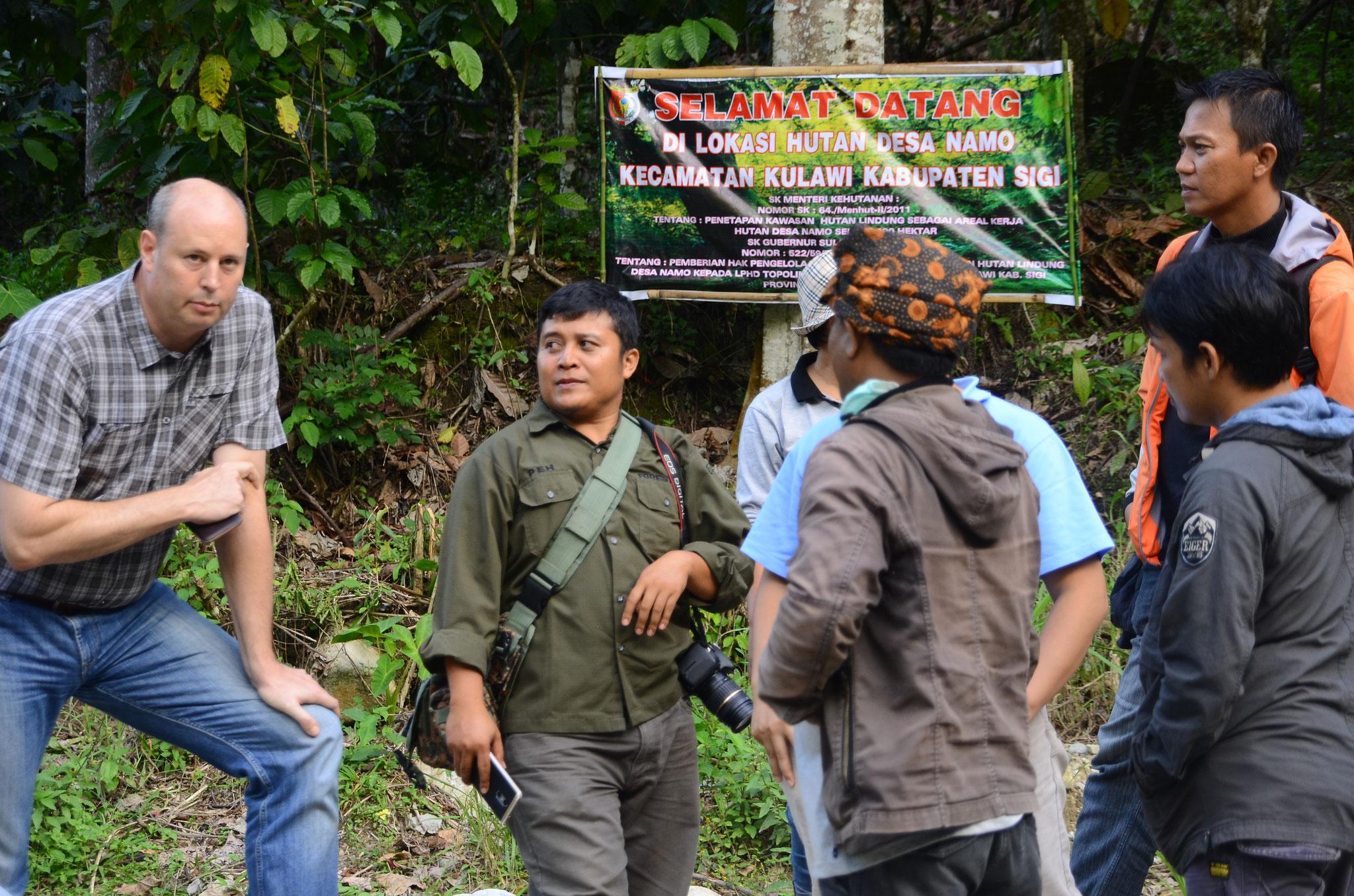 Bernd Unger: Interkultureller Mediator im Bereich der Entwicklungszusammenarbeit/z.Z. in Indonesien