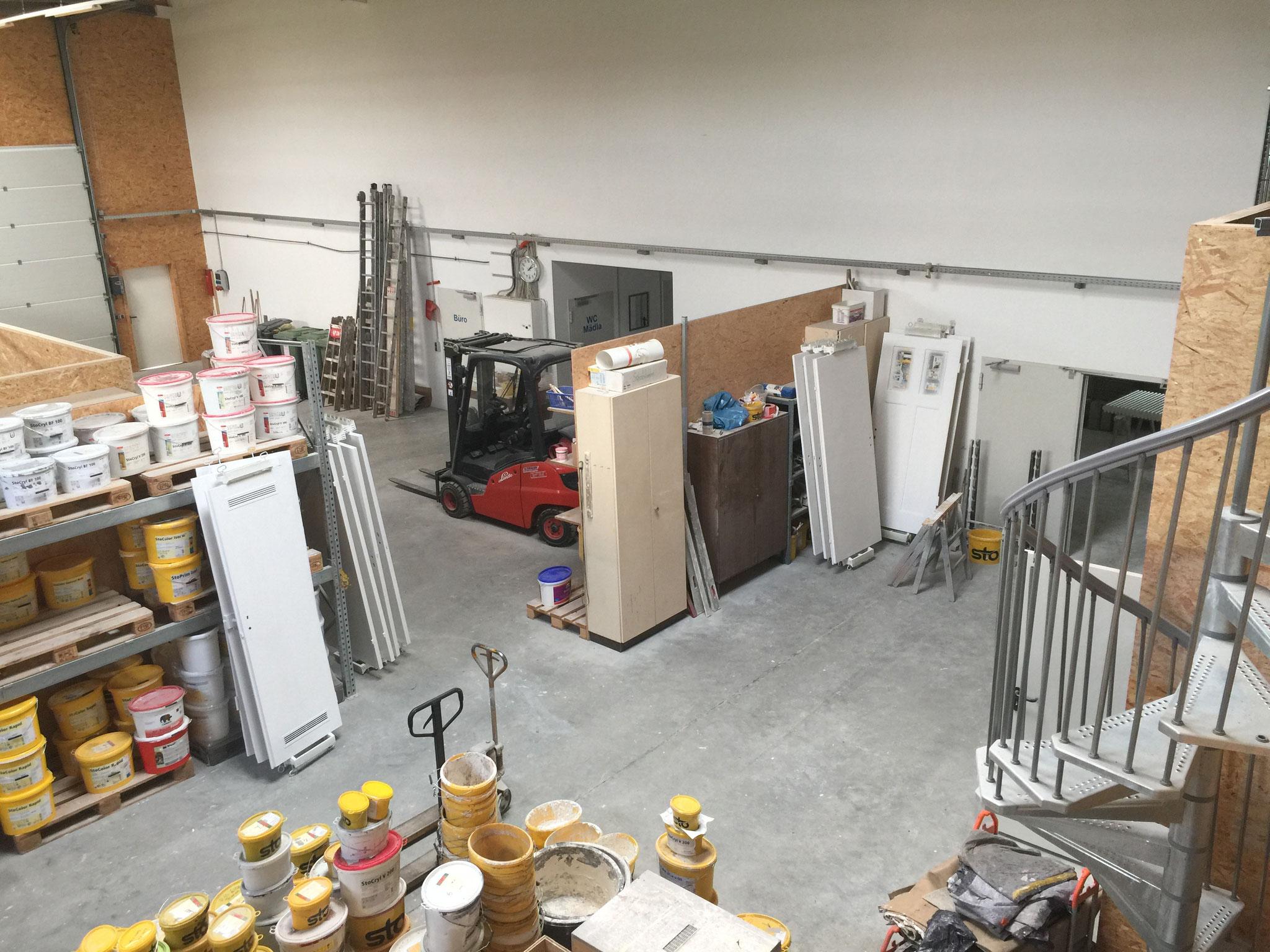 Werkstatt/Lager