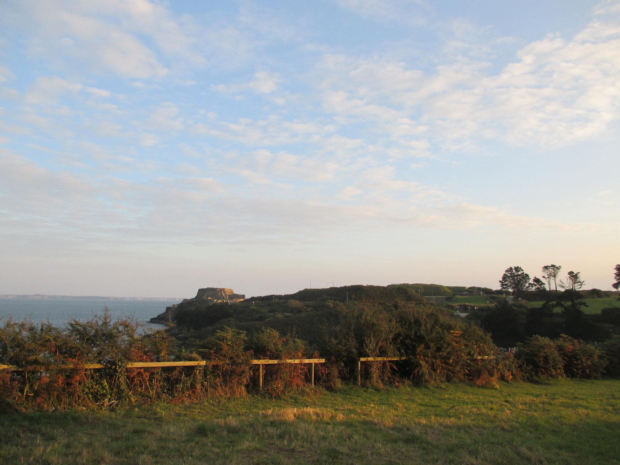 Le fort de Berthaume