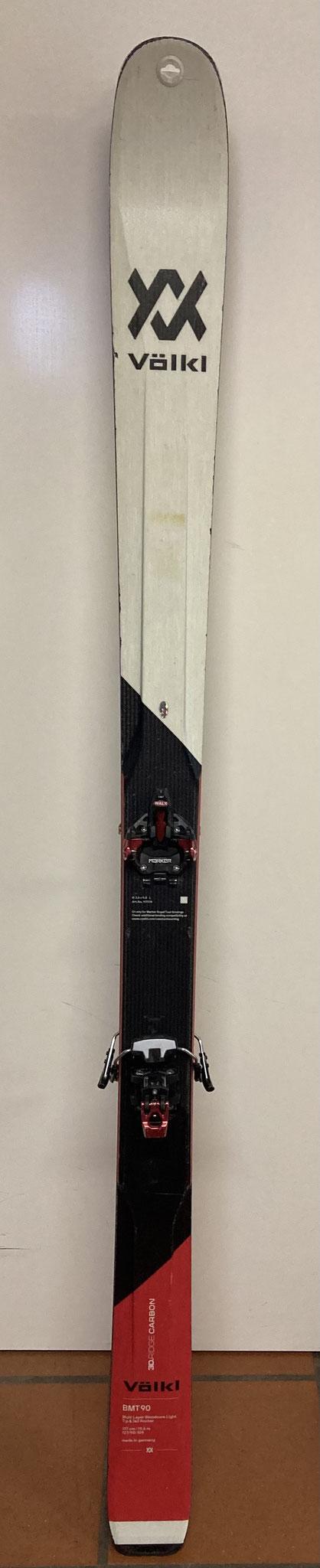 Völkl BMT 90, Länge 178cm, Waist 90mm, Bindung Marker Alpinist