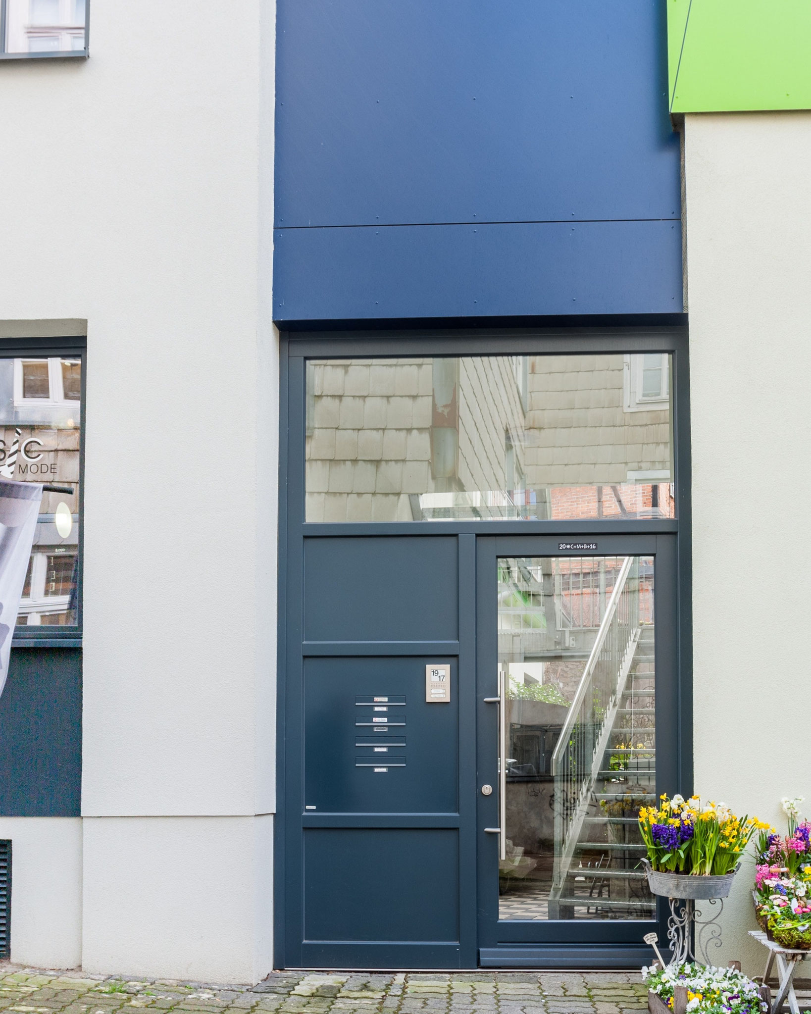 Ferienwohnung Schwerin - neuer Außenbereich
