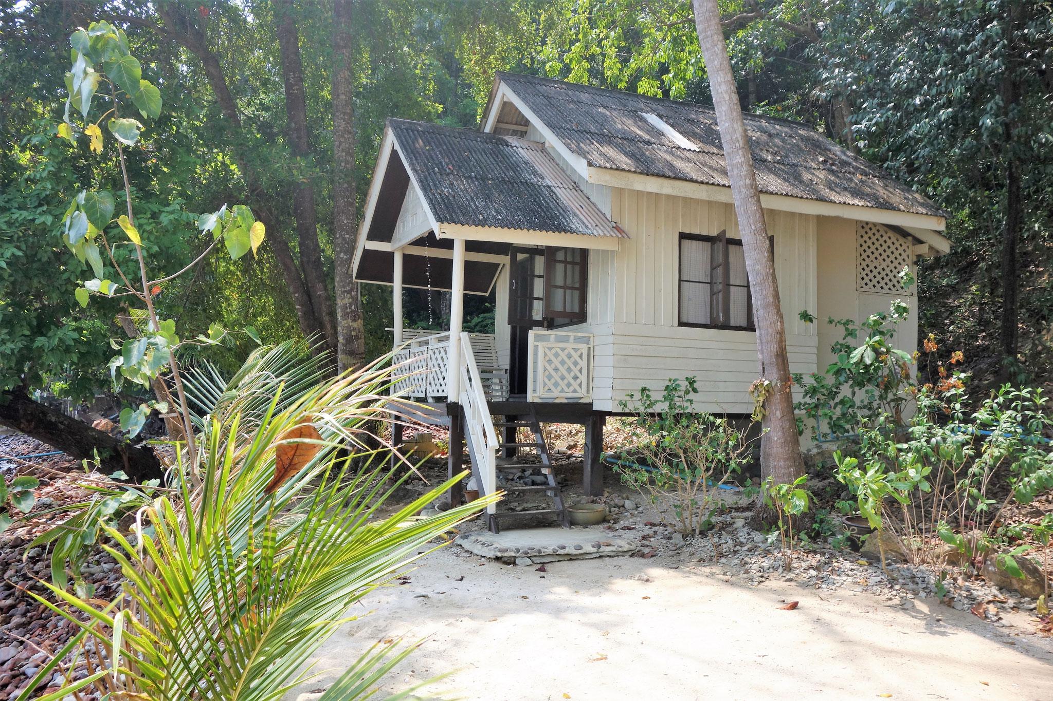 Hütte auf Ko Rayang