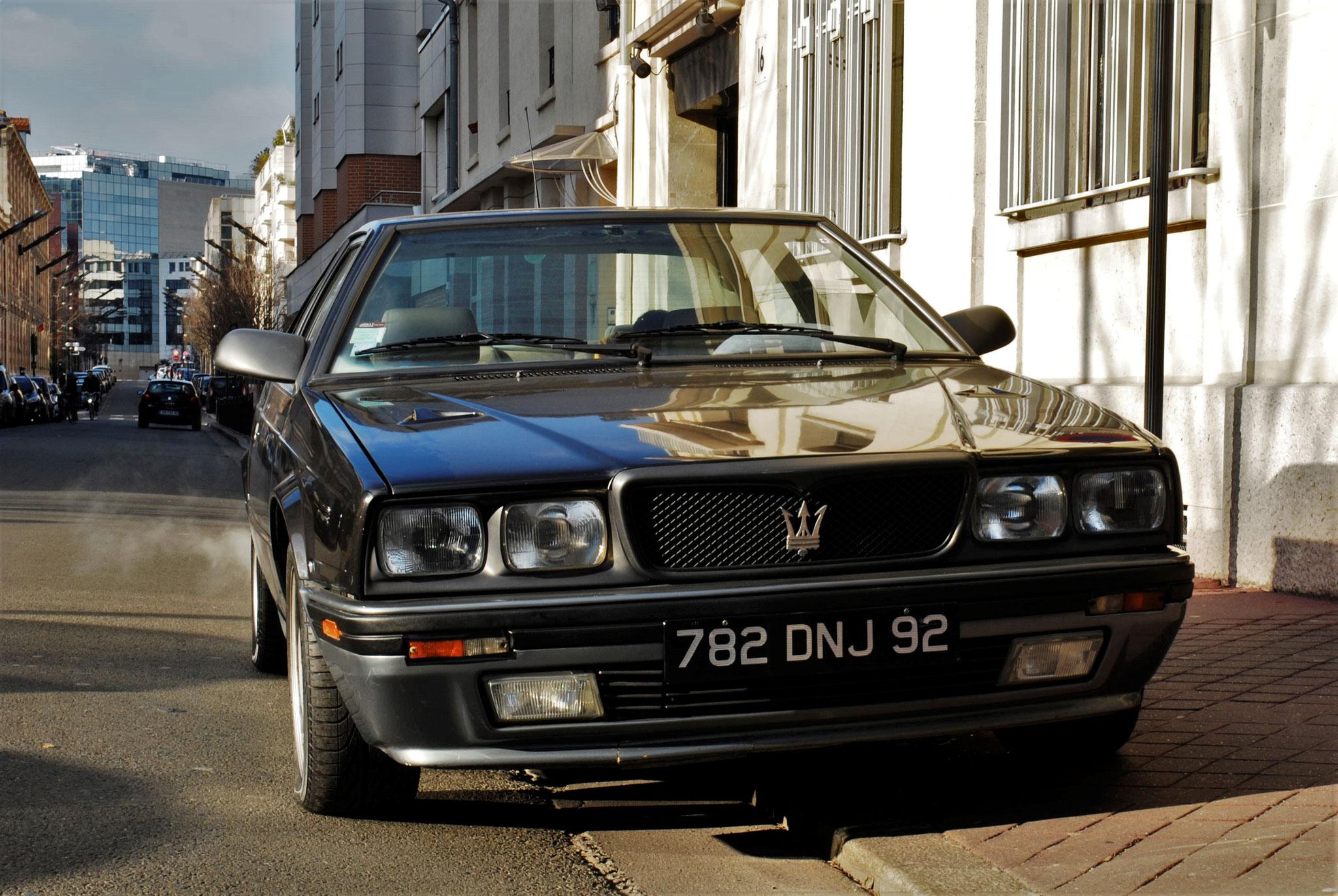 Maserati 2.24v, 1990 - Classic Auto Invest