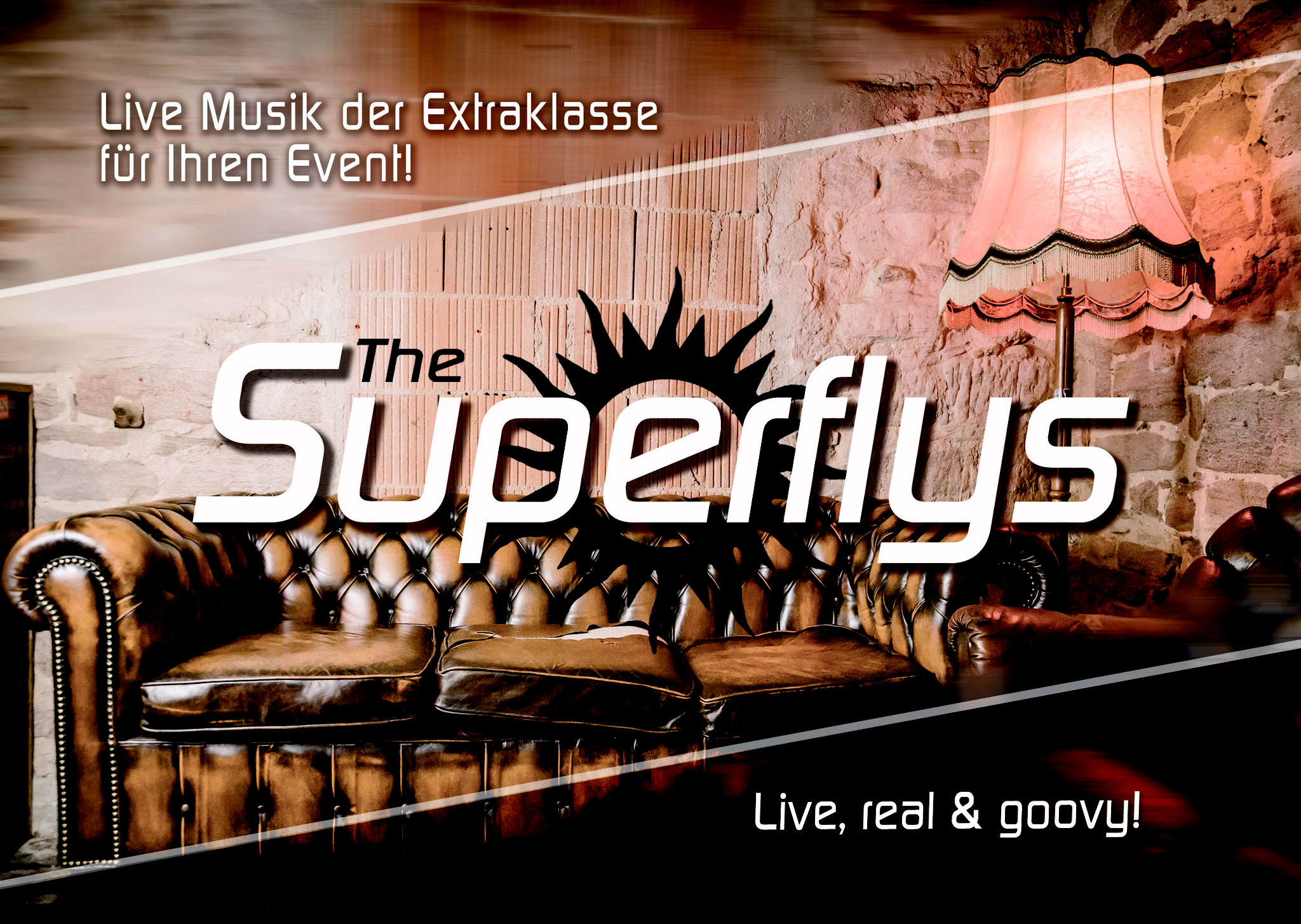 The Superflys - Eventband