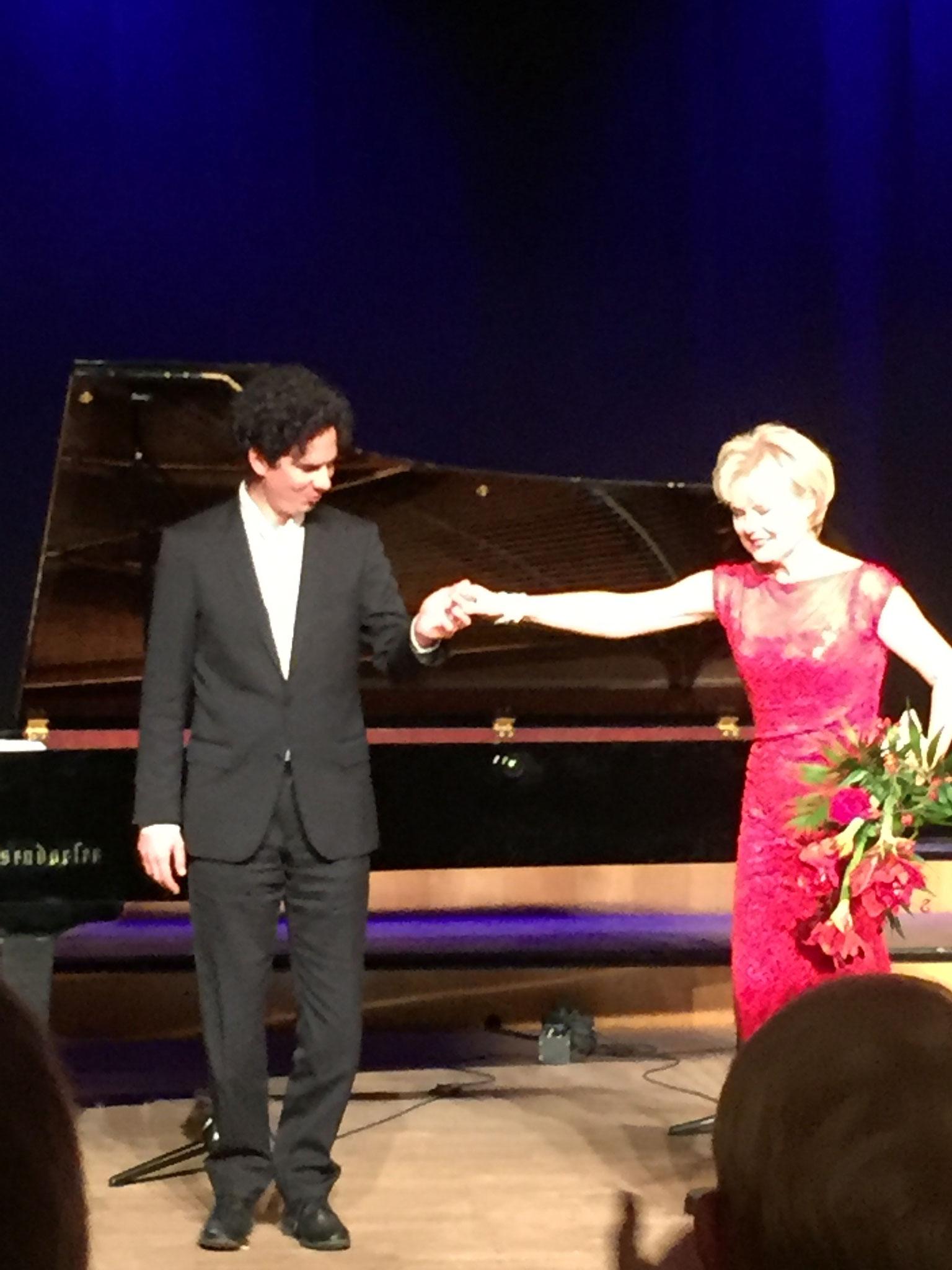Song Recital with Ildikó Raimondi - Radiokulturhaus Vienna