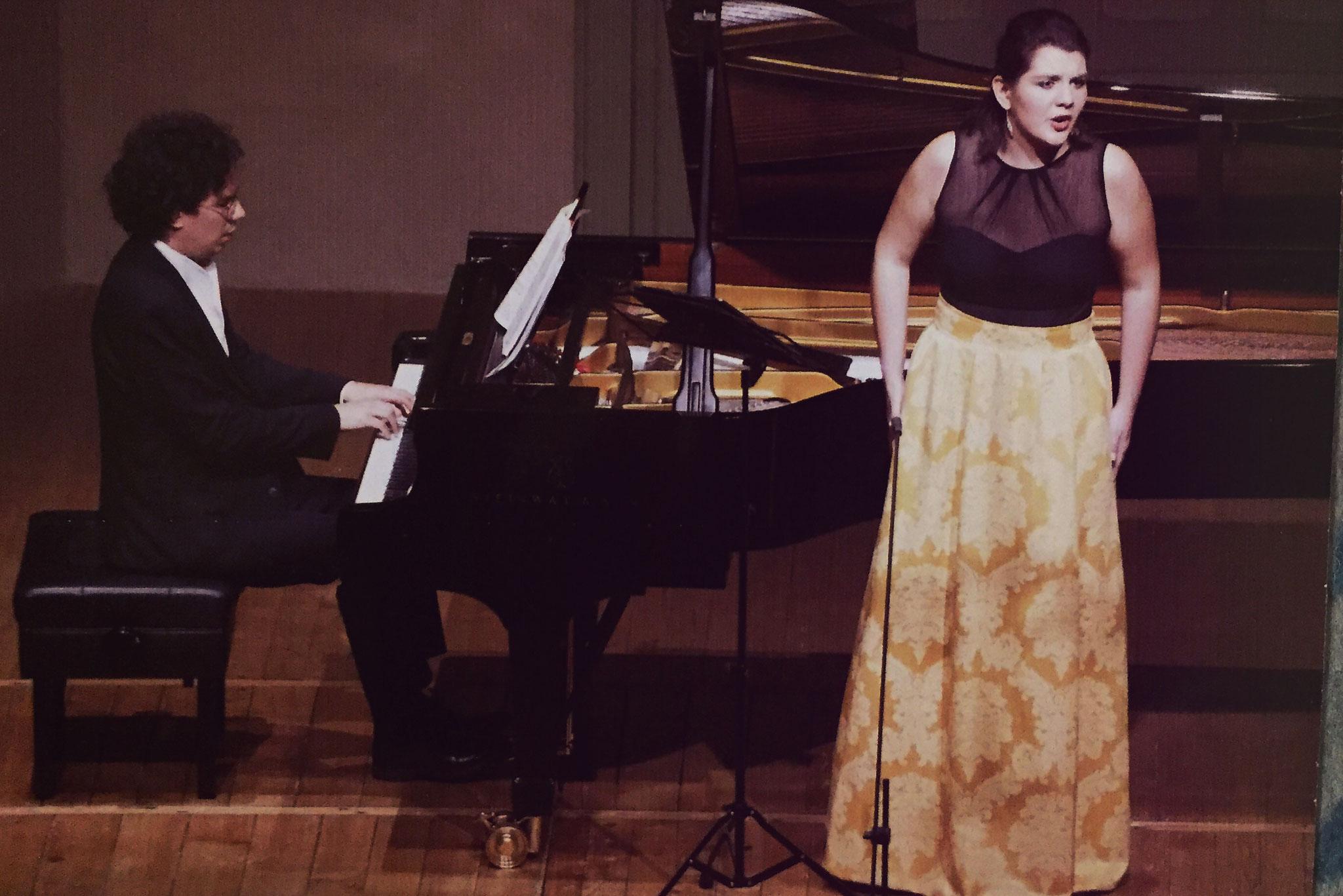Schubertiade with Sophie Rennert