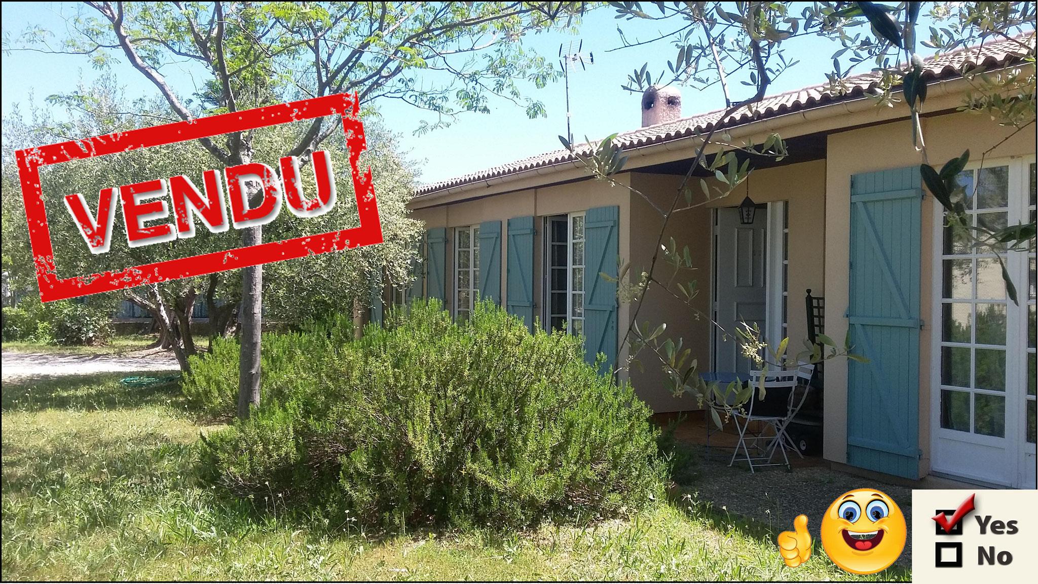 Trans en Provence - 295 000 € - 3 chambres - 114 m² - Terrain 1300 m²