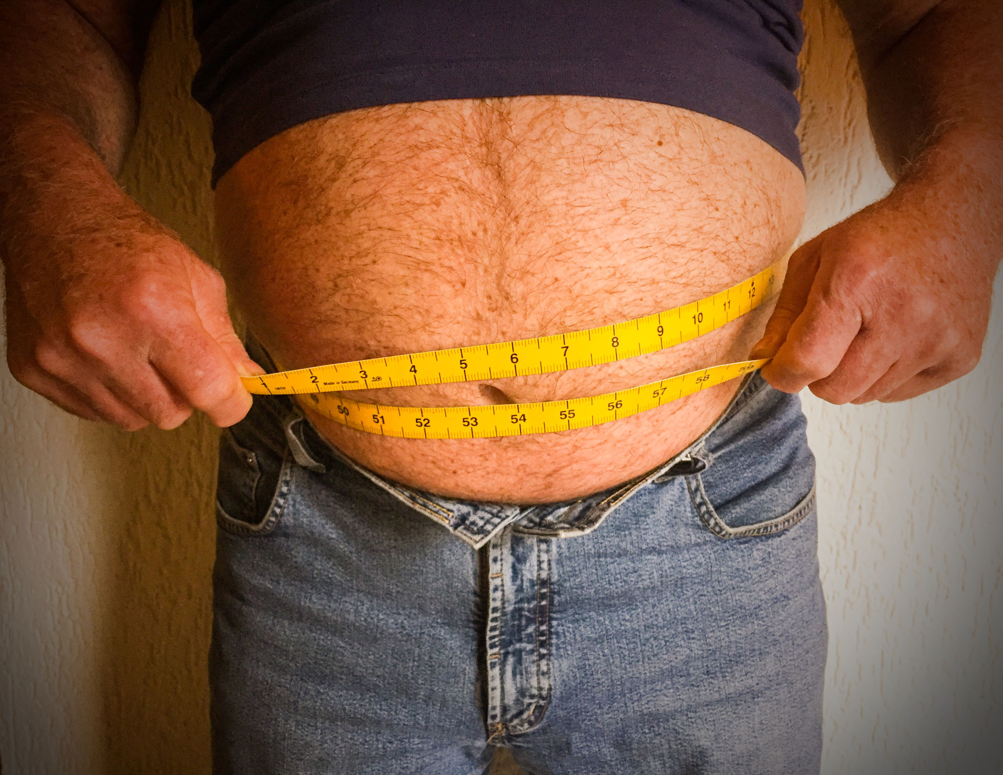 Ein paar Kilo abnehmen?