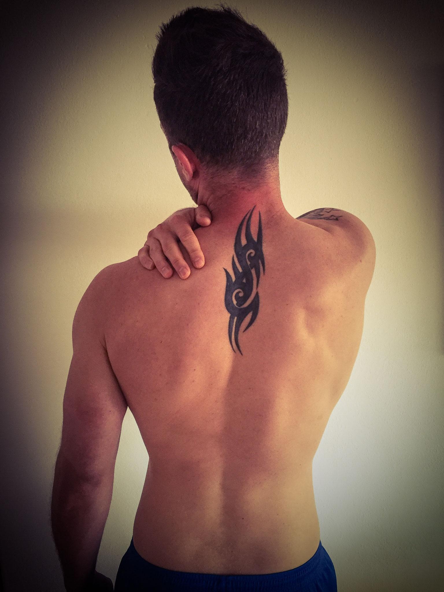 Der Rücken schmerzt?