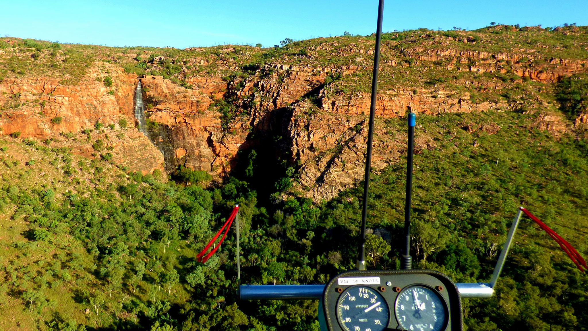 It is the simple but harsh rugged beauty of the Kimberley (AND: WATER!) that ties us to this region!