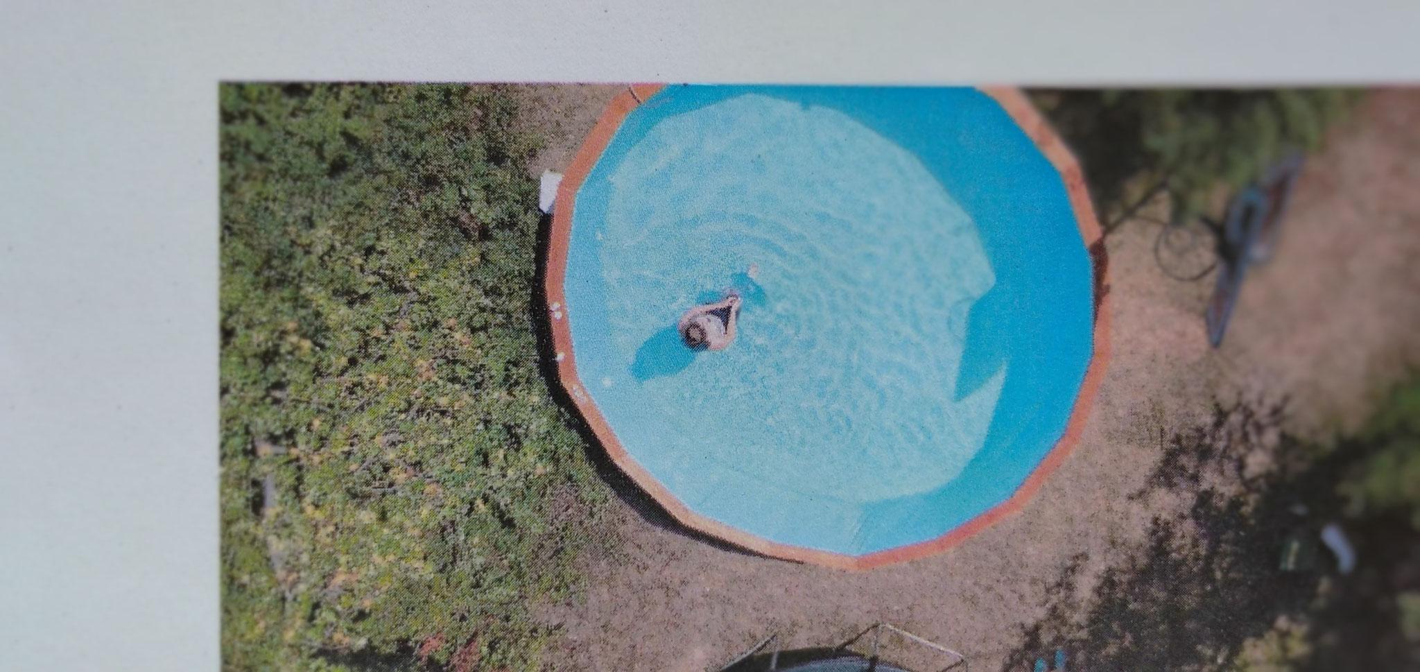 Pool mauern