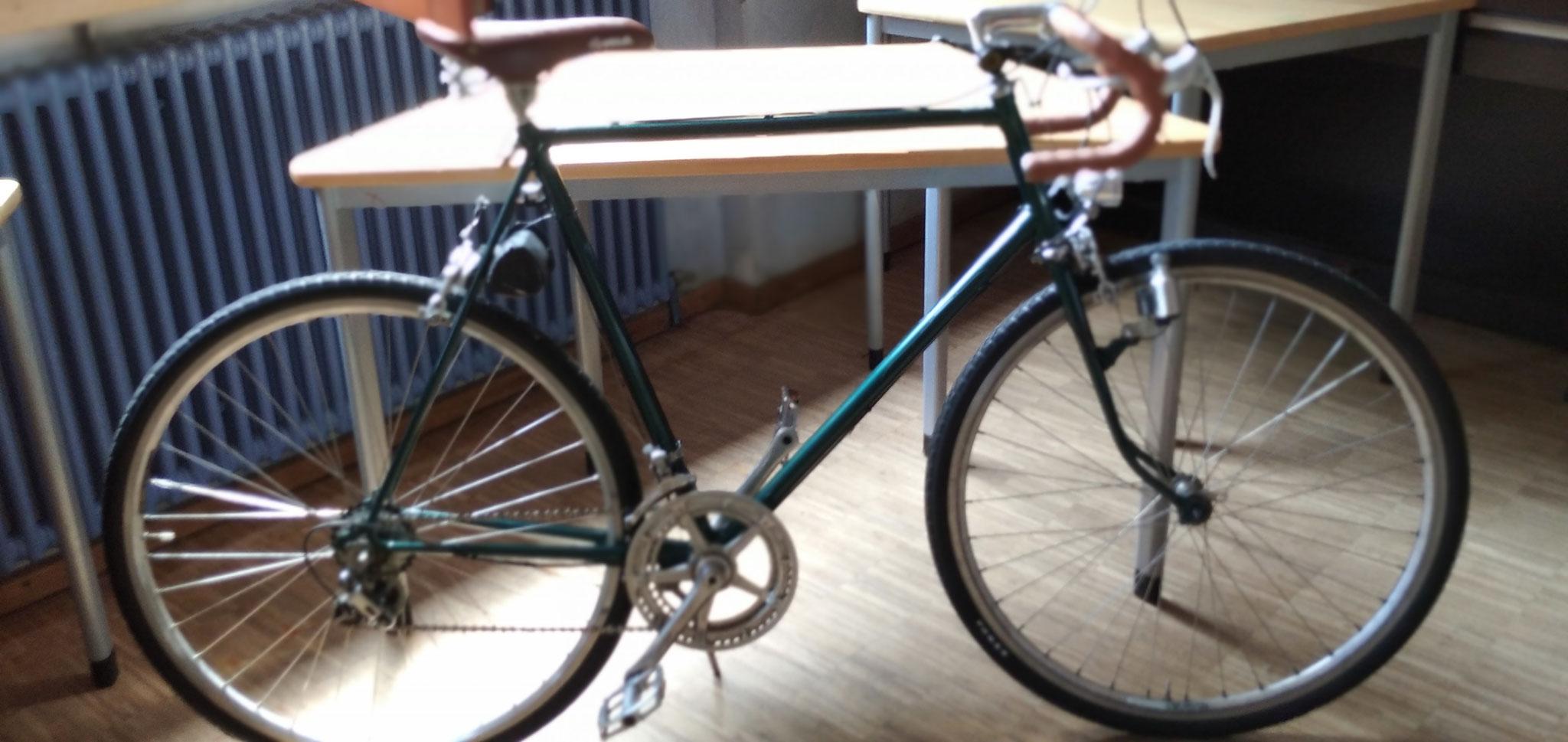 Fahrrad restaurieren