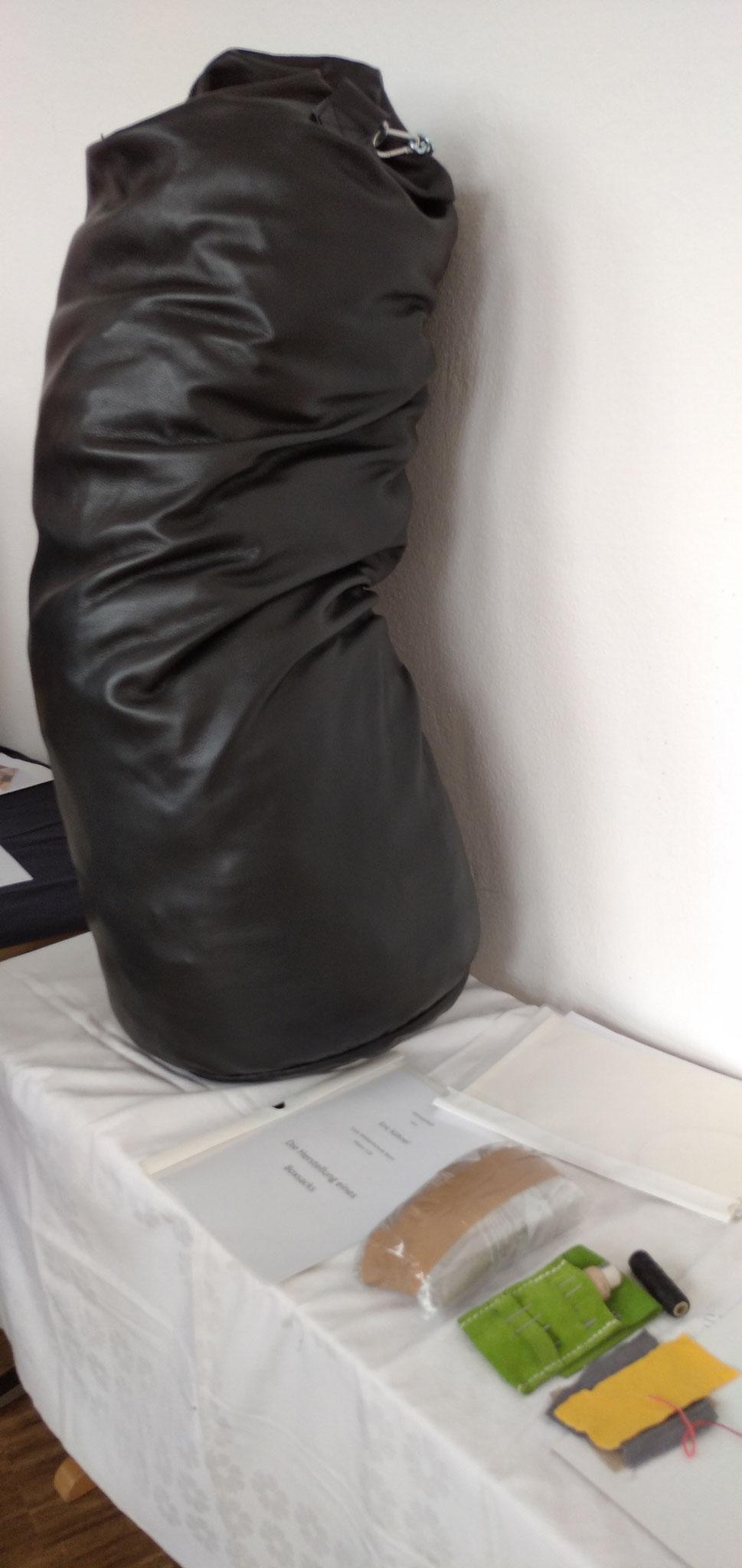 Boxsack nähen II