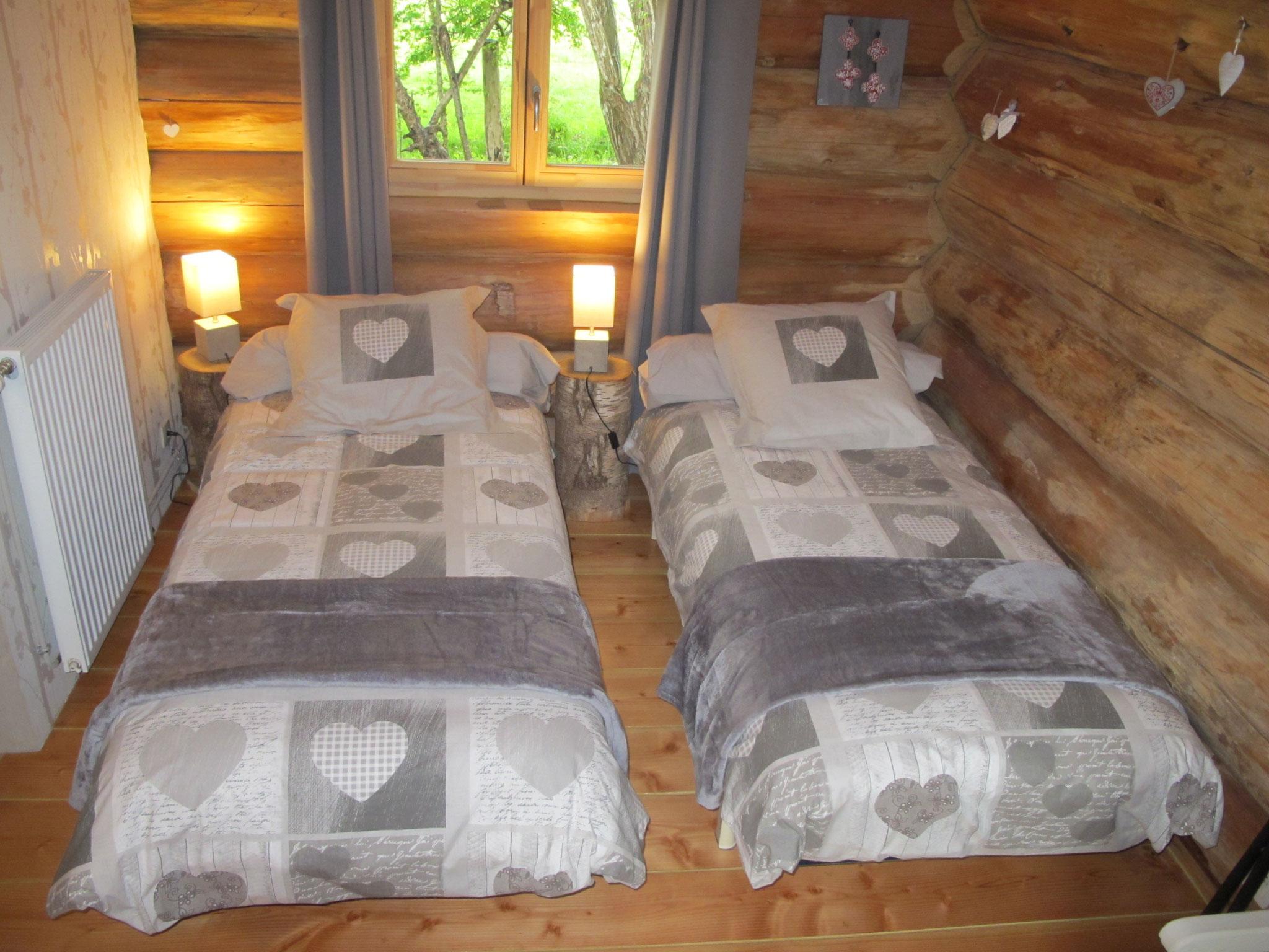 ou lits twin