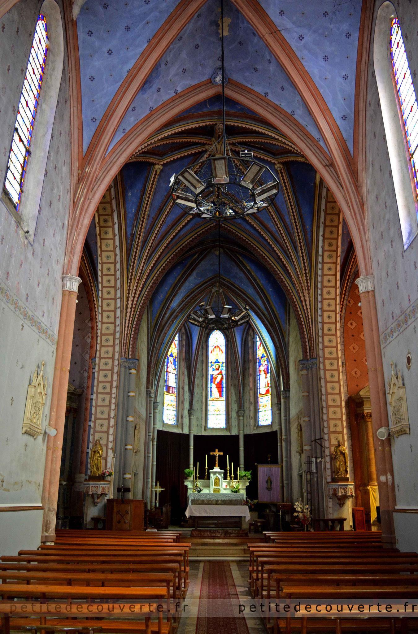 - Eglise de La Bridoire -