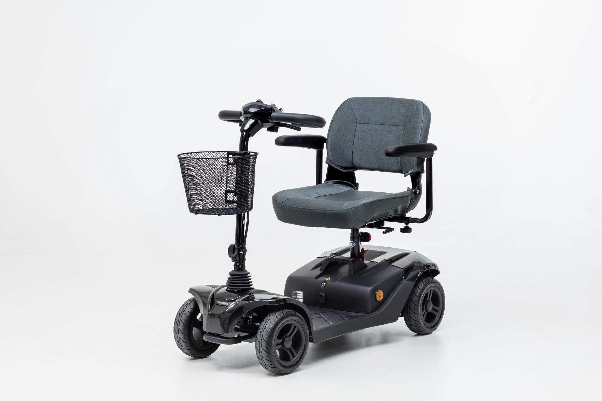 Mobilis Elektromobil für Senioren M34+ schwarz