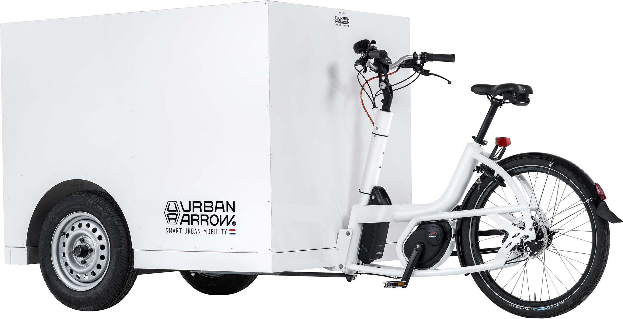 Urban Arrow Tender 1500 Flatbed - 2020