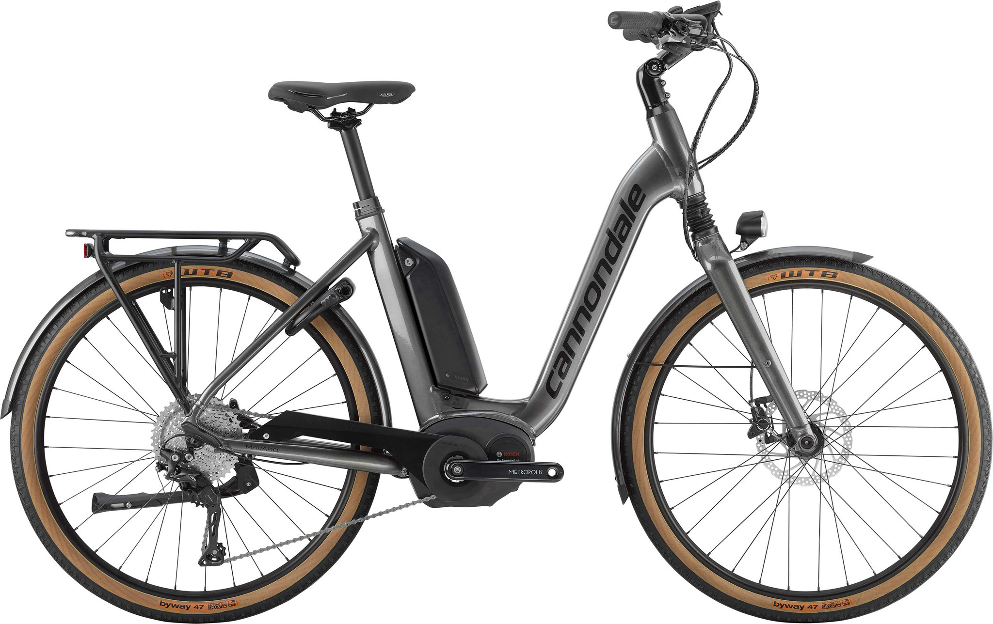 Cannondale Mavaro Neo City 1 - 2019