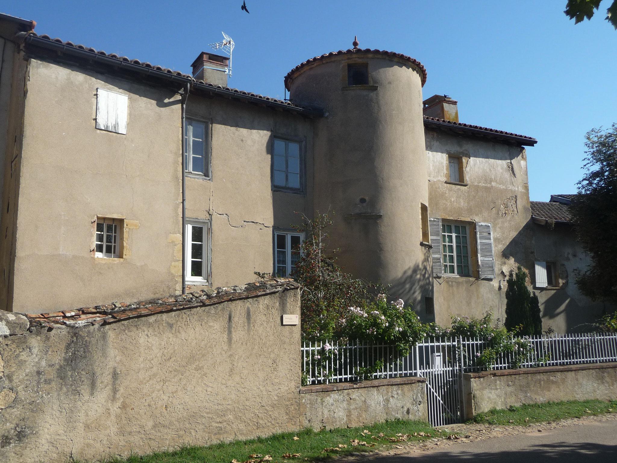 Maison des clercs