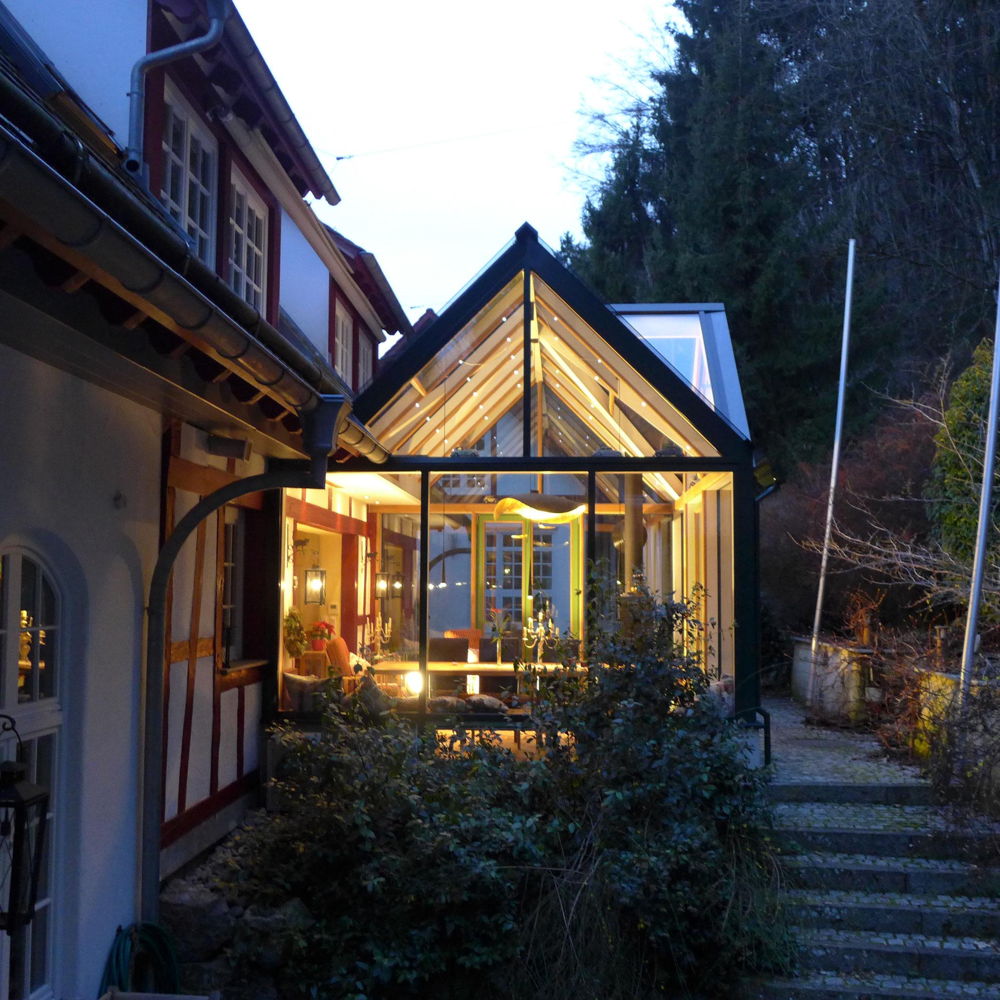 Wintergarten Bodensee
