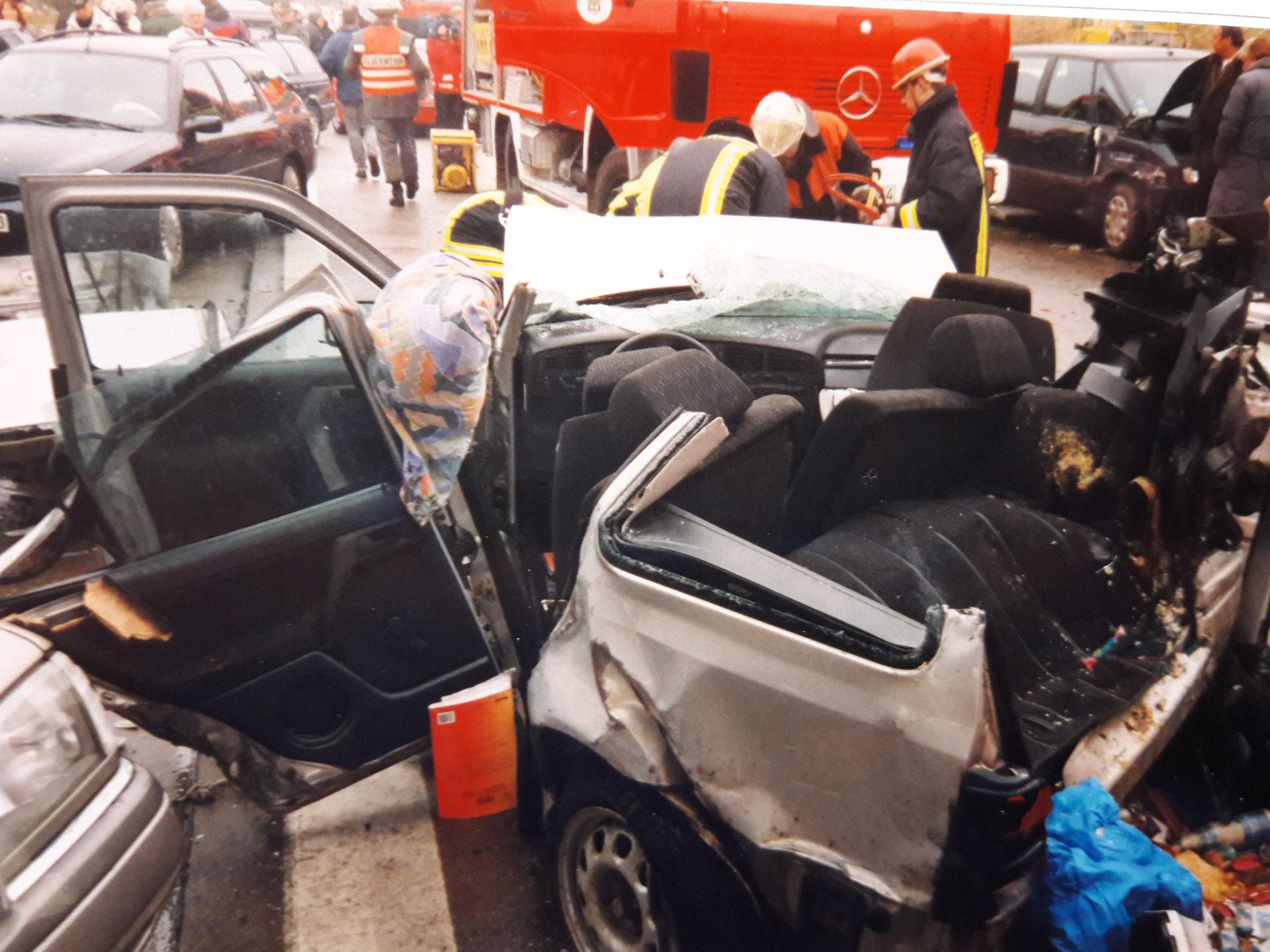 Der größte Unfall in der Wörnitzer Feuerwehrgeschichte