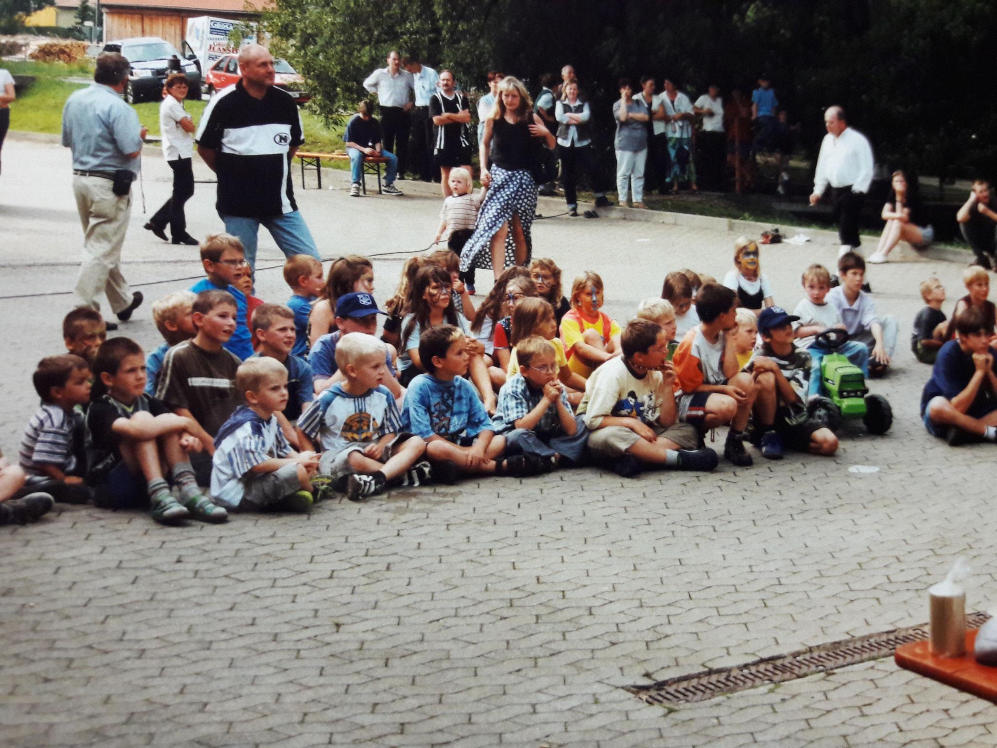 Tag der offenen Tür 2002