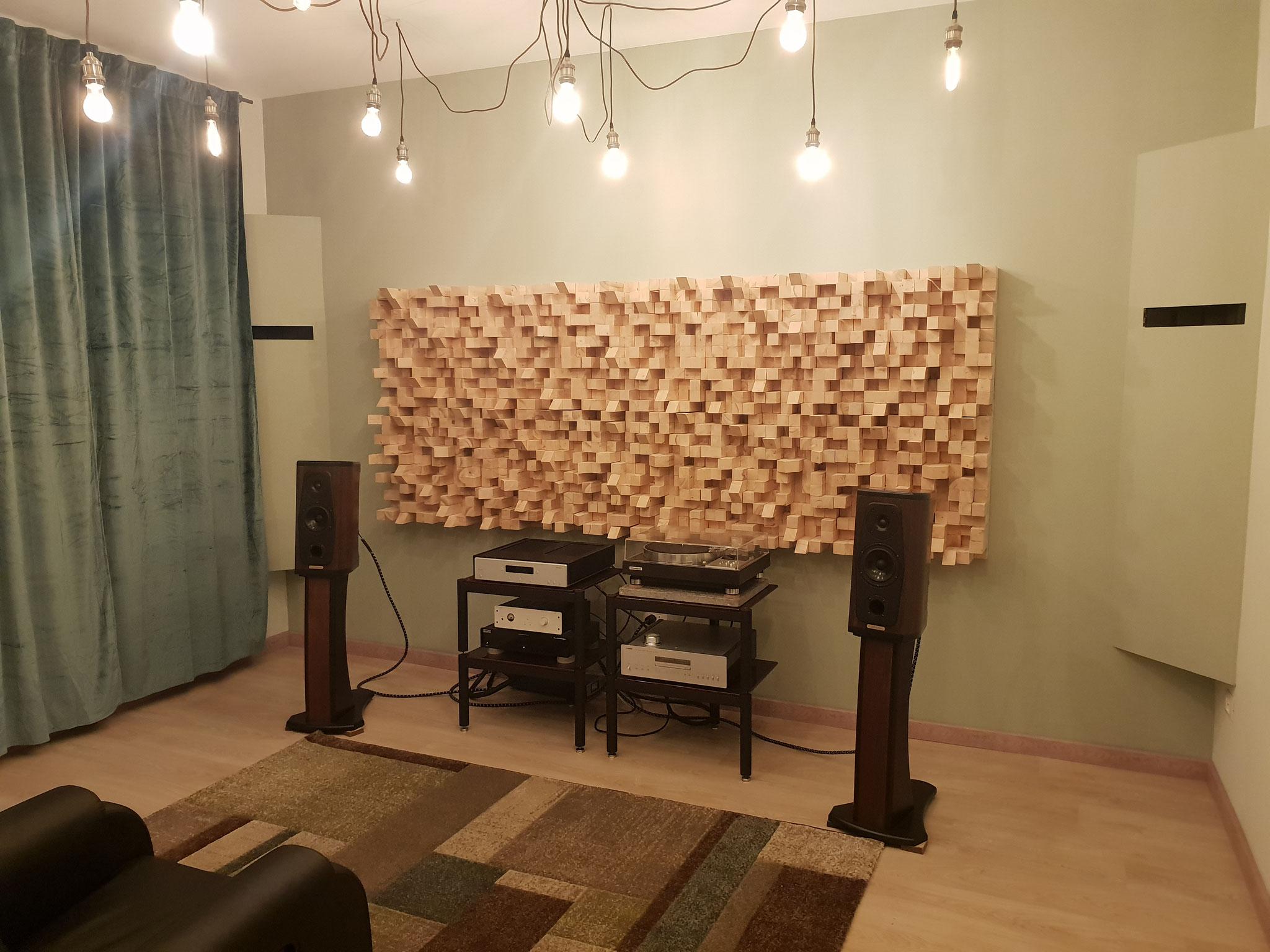 Sala Audio -Vinili