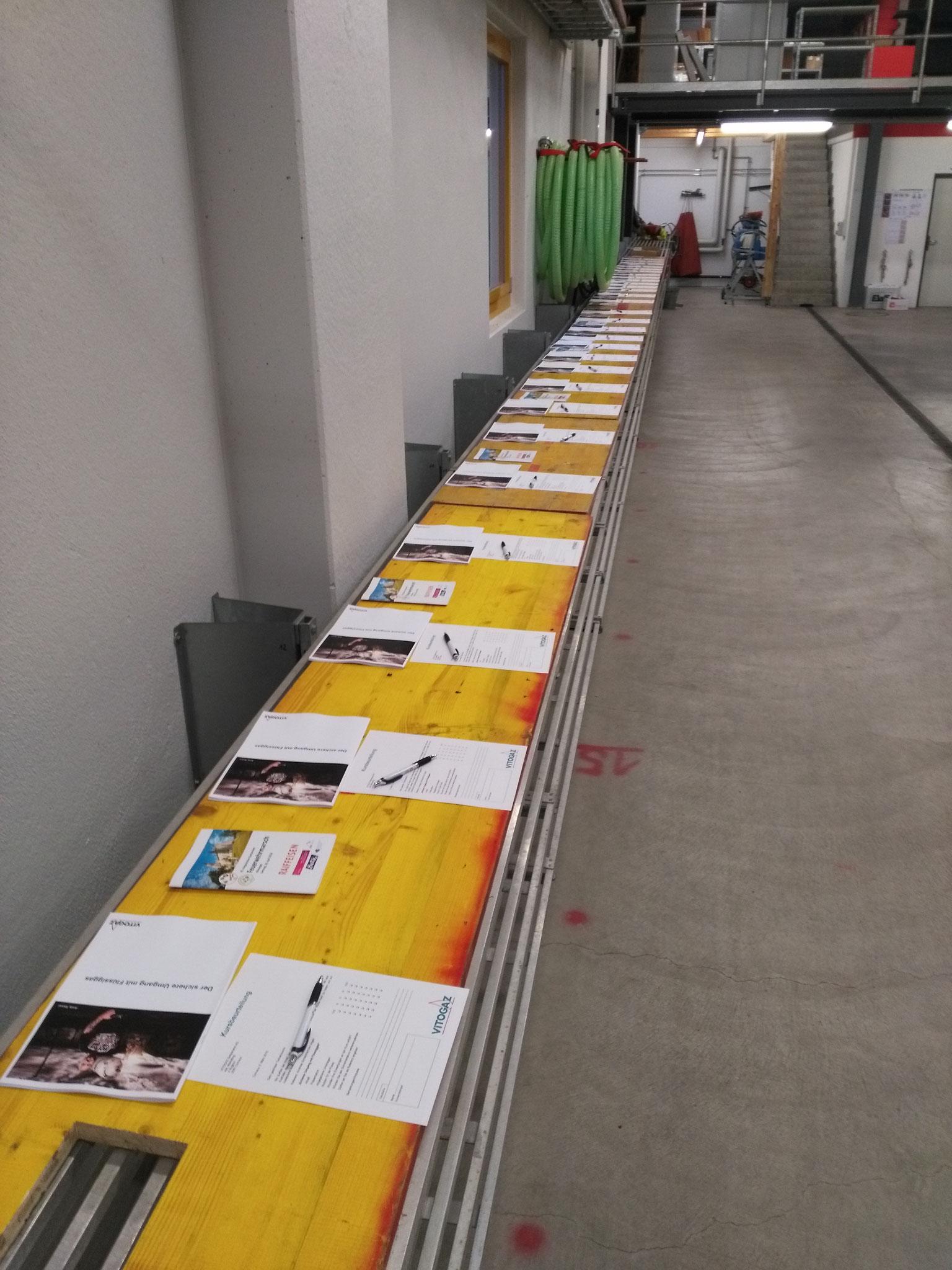 Kreisturnfest Dintikon 2018, zäme gwönne!, das Turnfest im Aargau! Vitogaz, FW Rietenberg