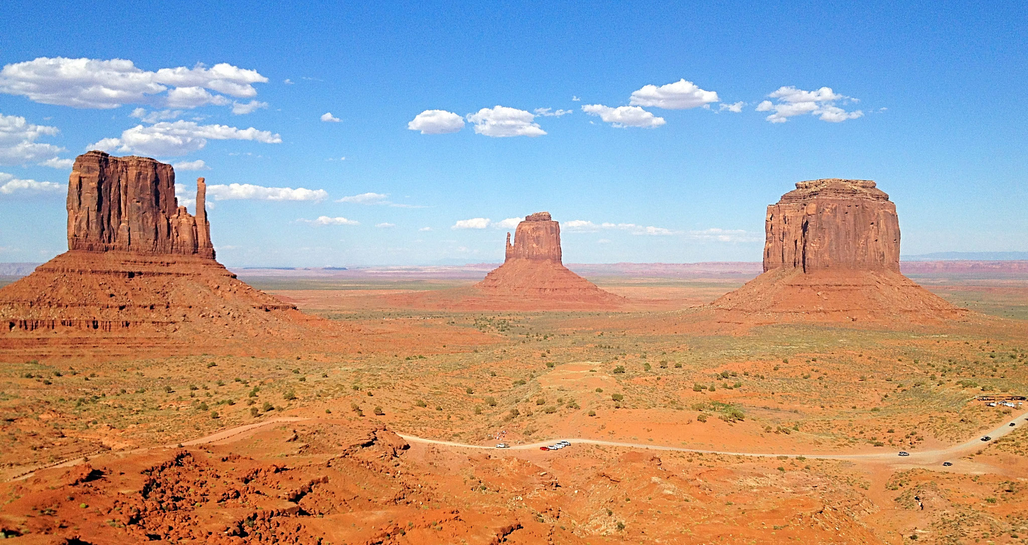 Monument Valley (Foto NP)