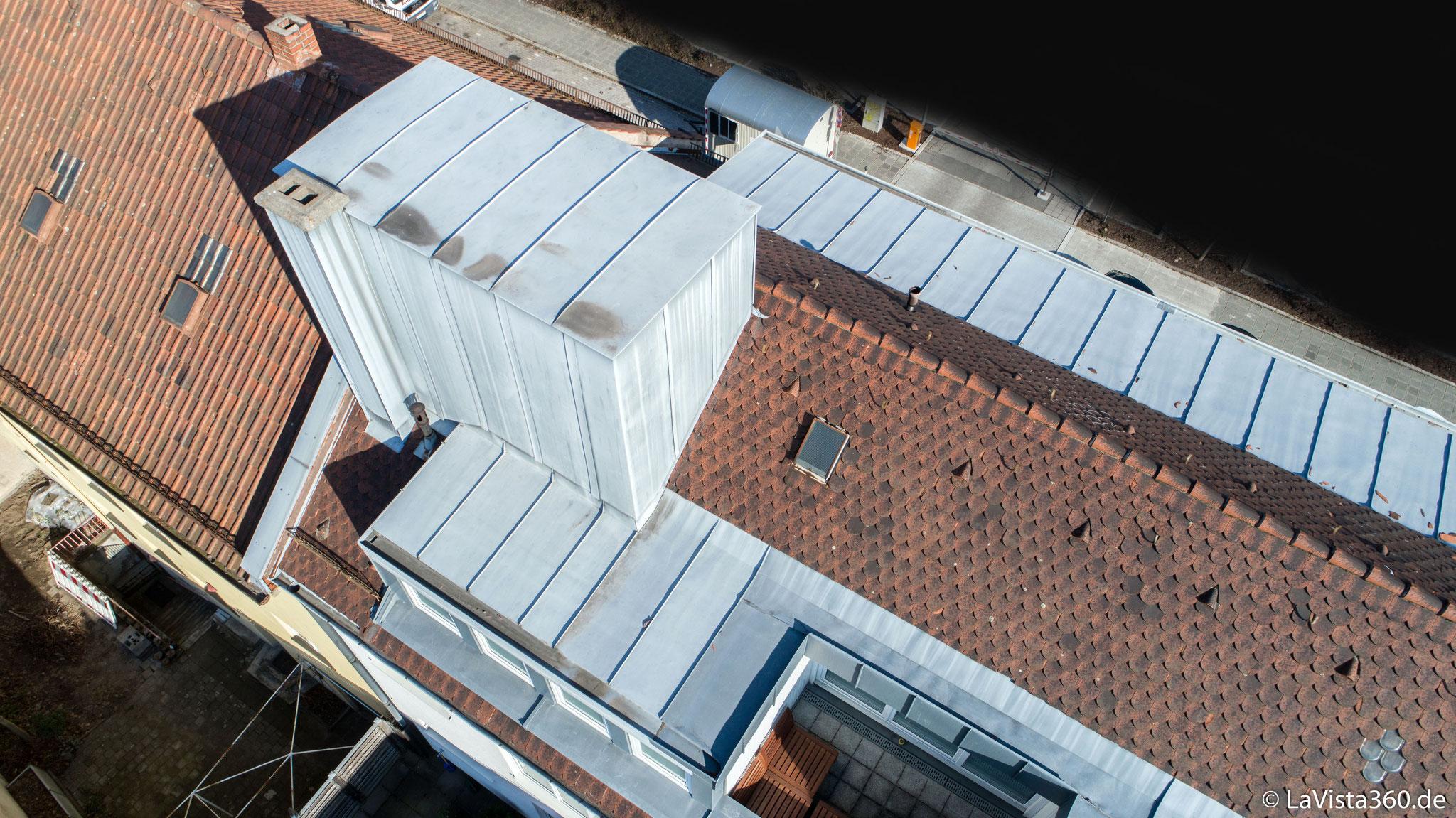 Ausschnitte Dachinspektion