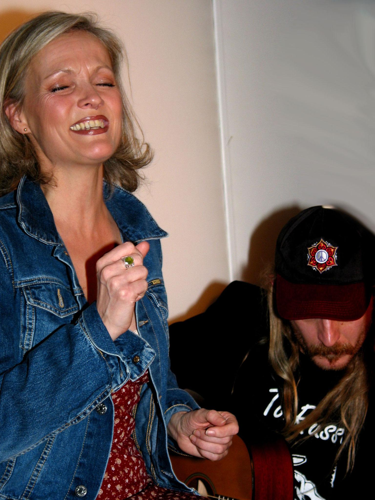 Jill Morris und Thomm Jutz