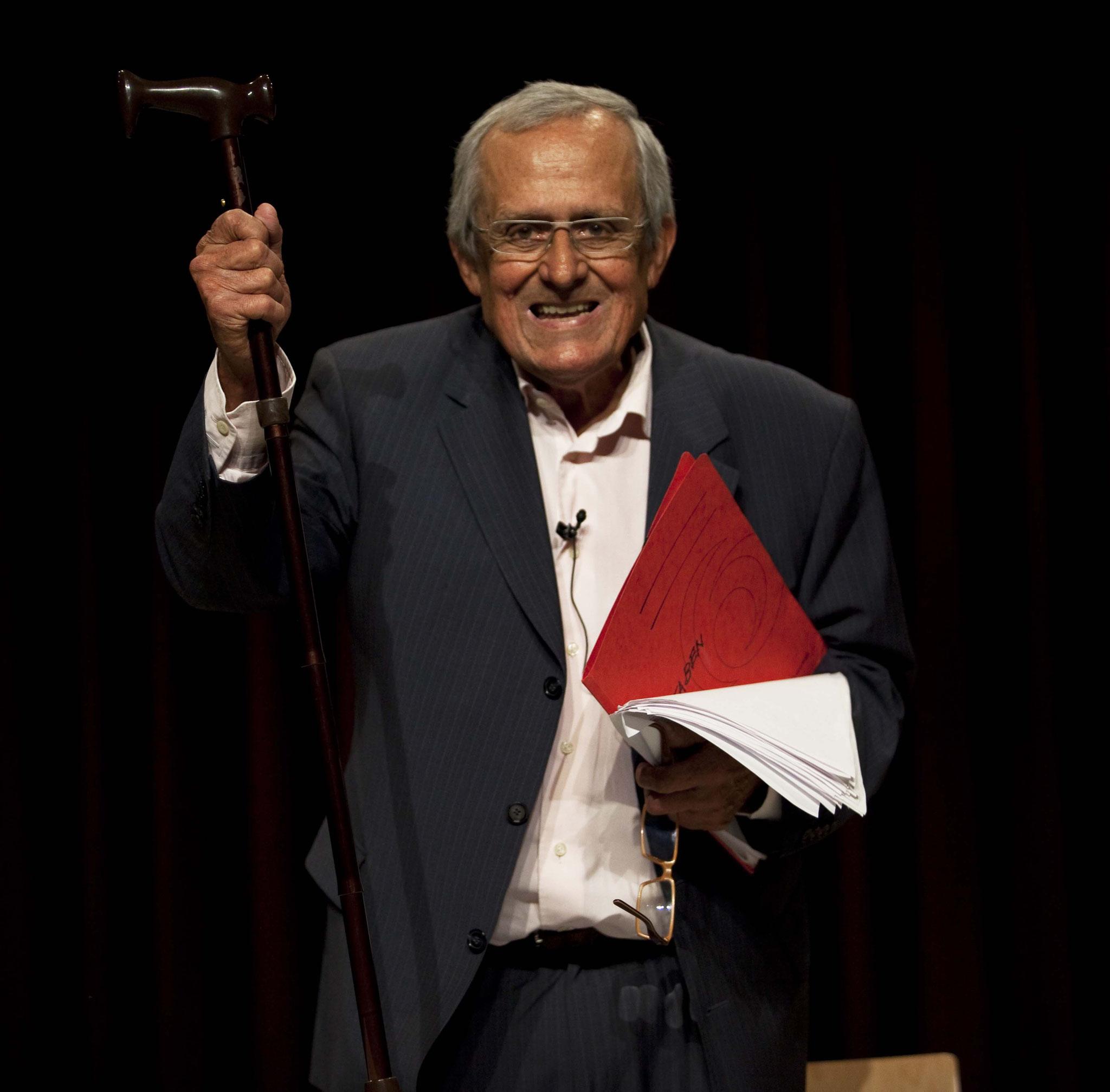 Dieter Hildebrandt (1927 bis 2013)