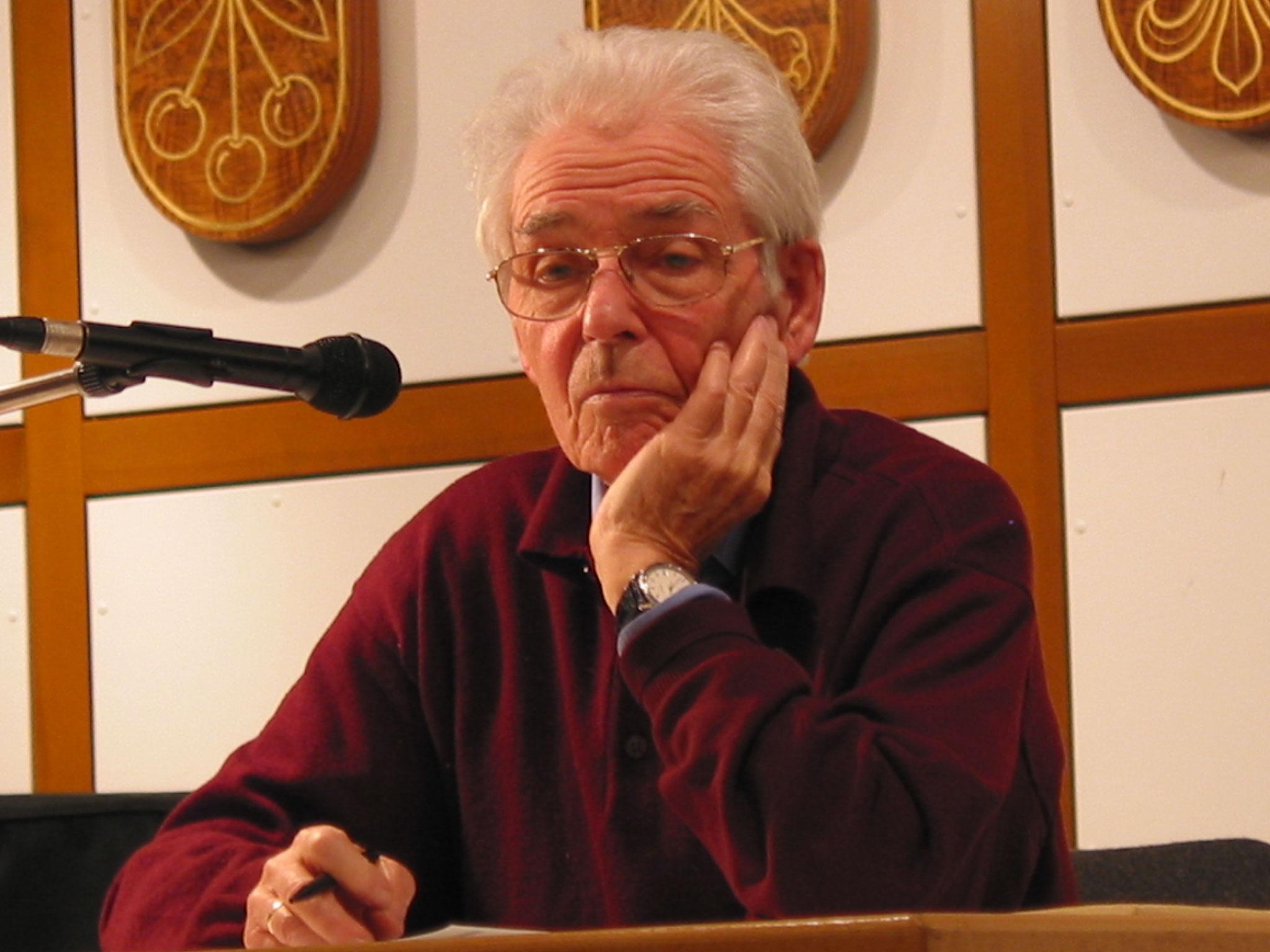 Horst-Eberhard Richter (1923 bis 2011)