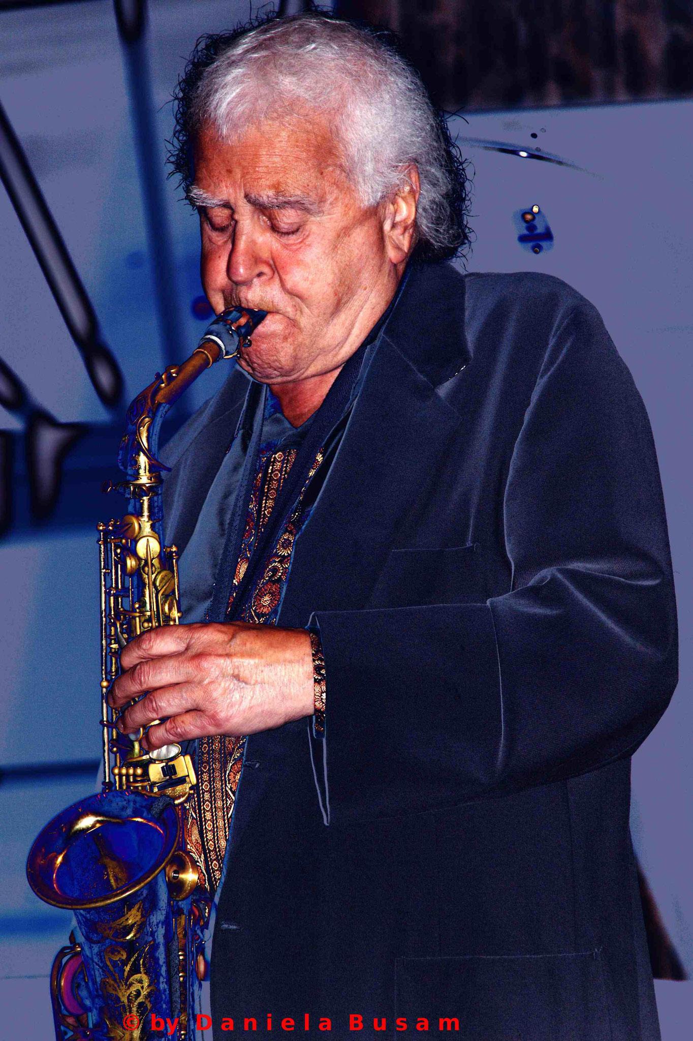 Charlie Mariano  (1923 bis 2009)