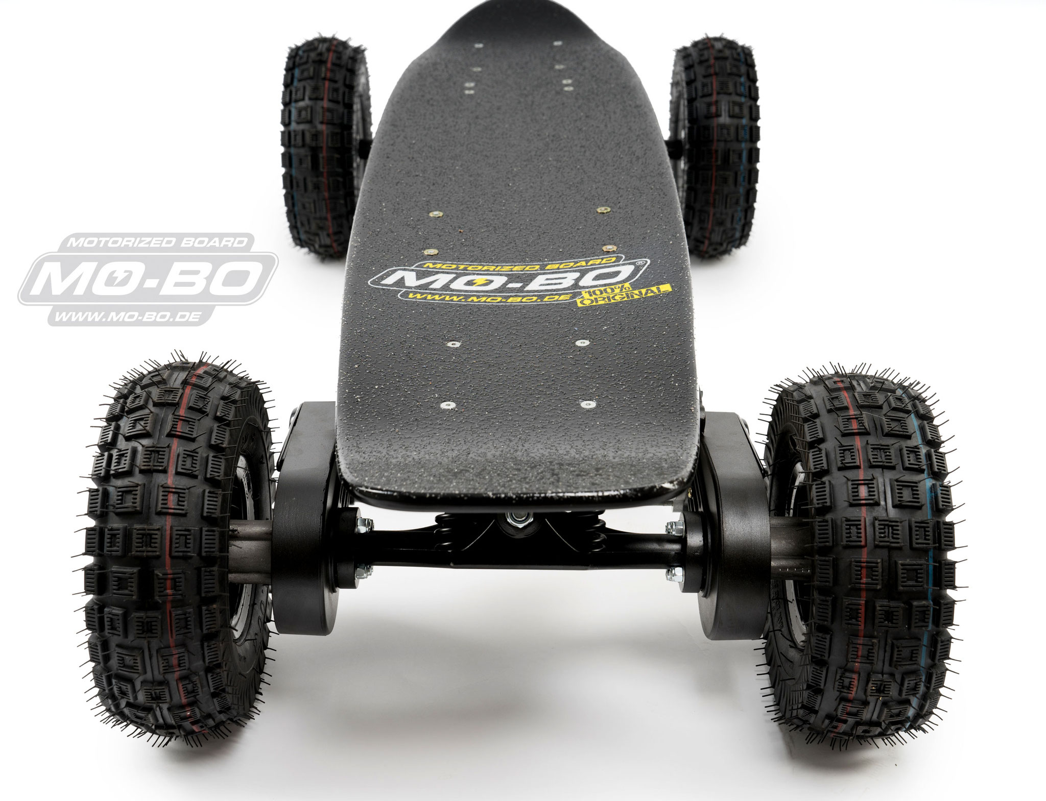 MoBo 1600 Watt Doppelmotor-All-Terrain