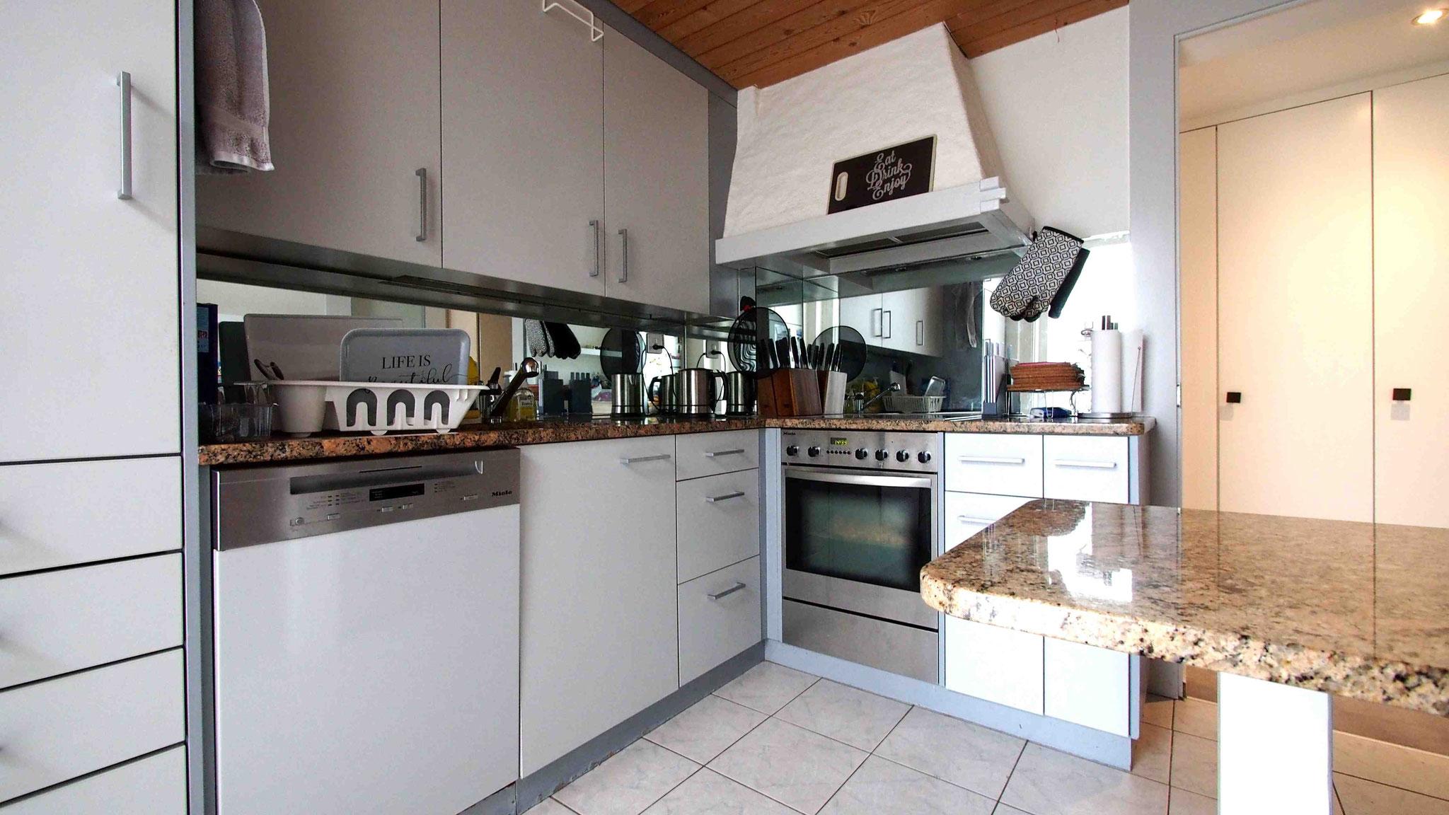 Wohnung OG Küche
