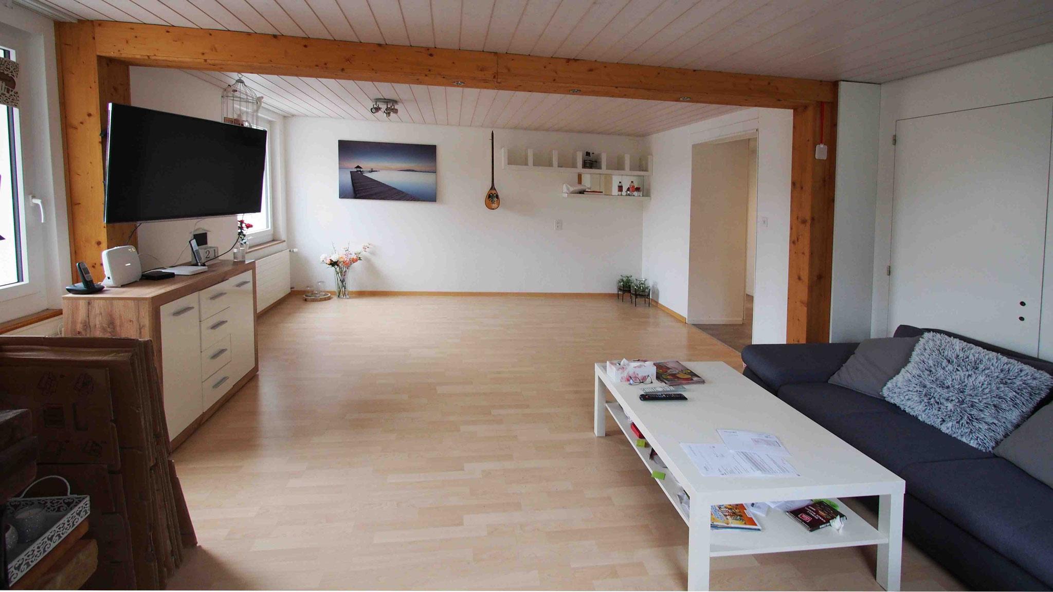 Wohnung OG Wohnzimmer