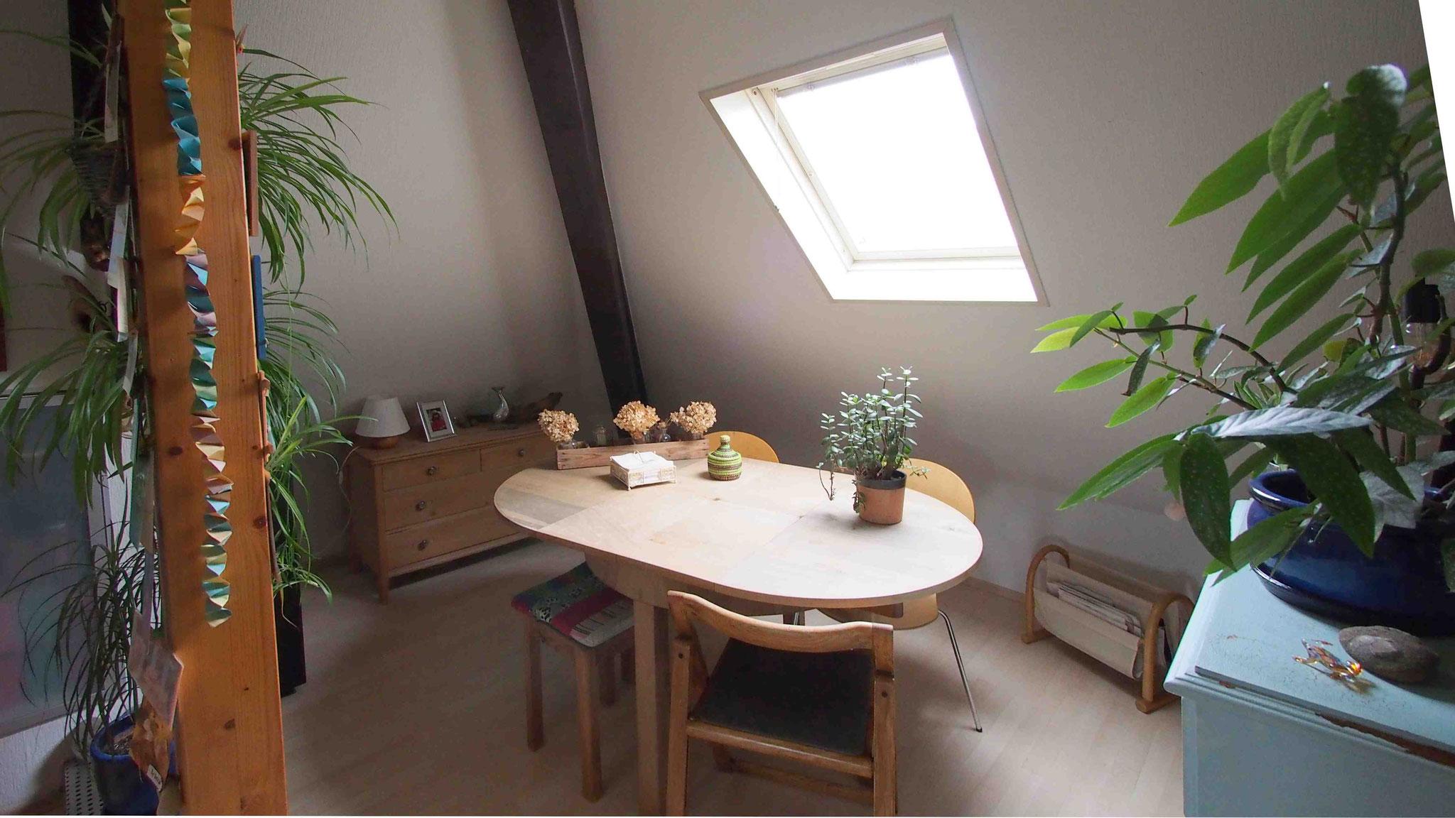 Dachwohnung Essecke