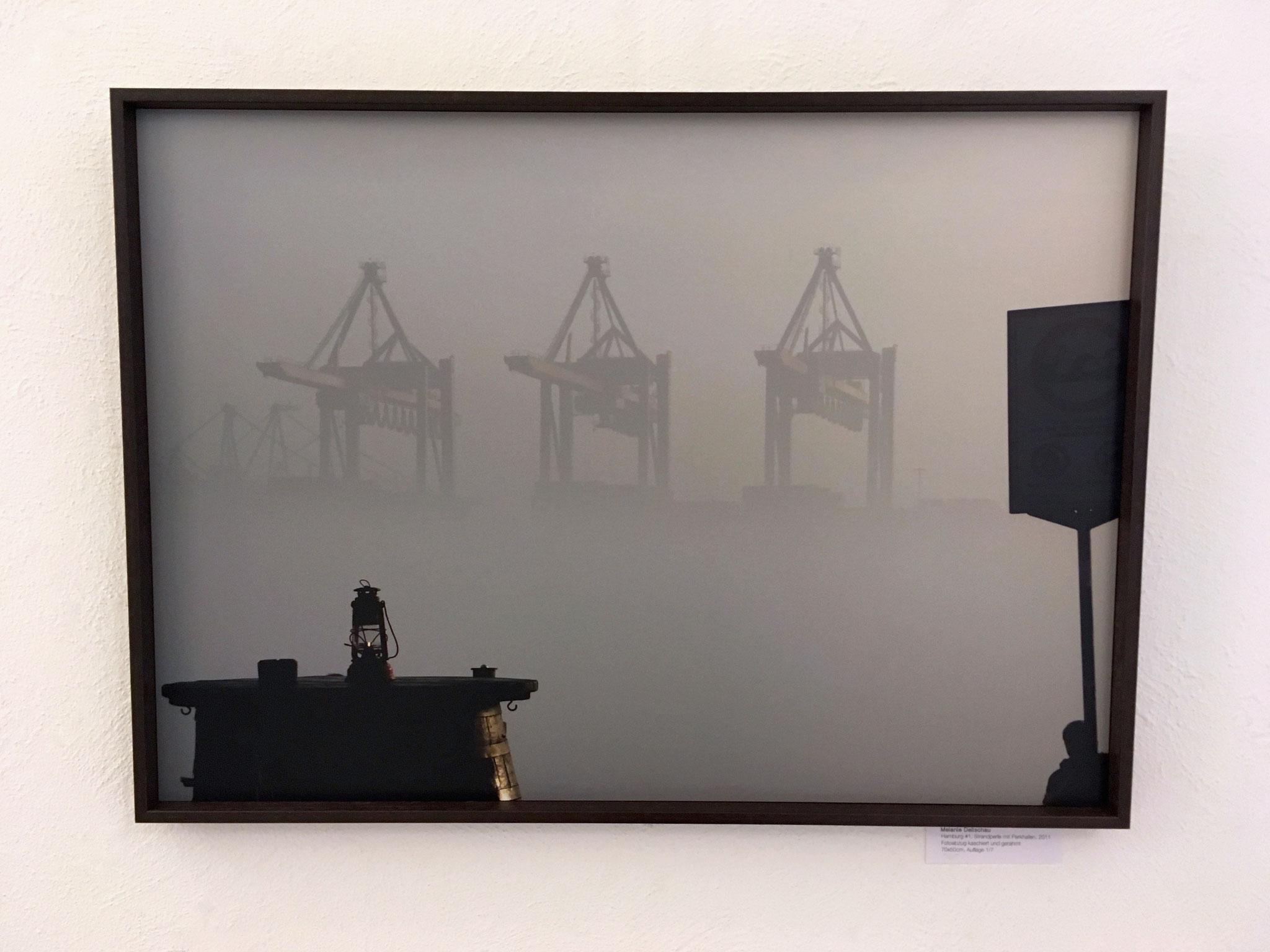 Hamburg #1, 2011, 70x50cm, Fotoabzug kaschiert und gerahmt