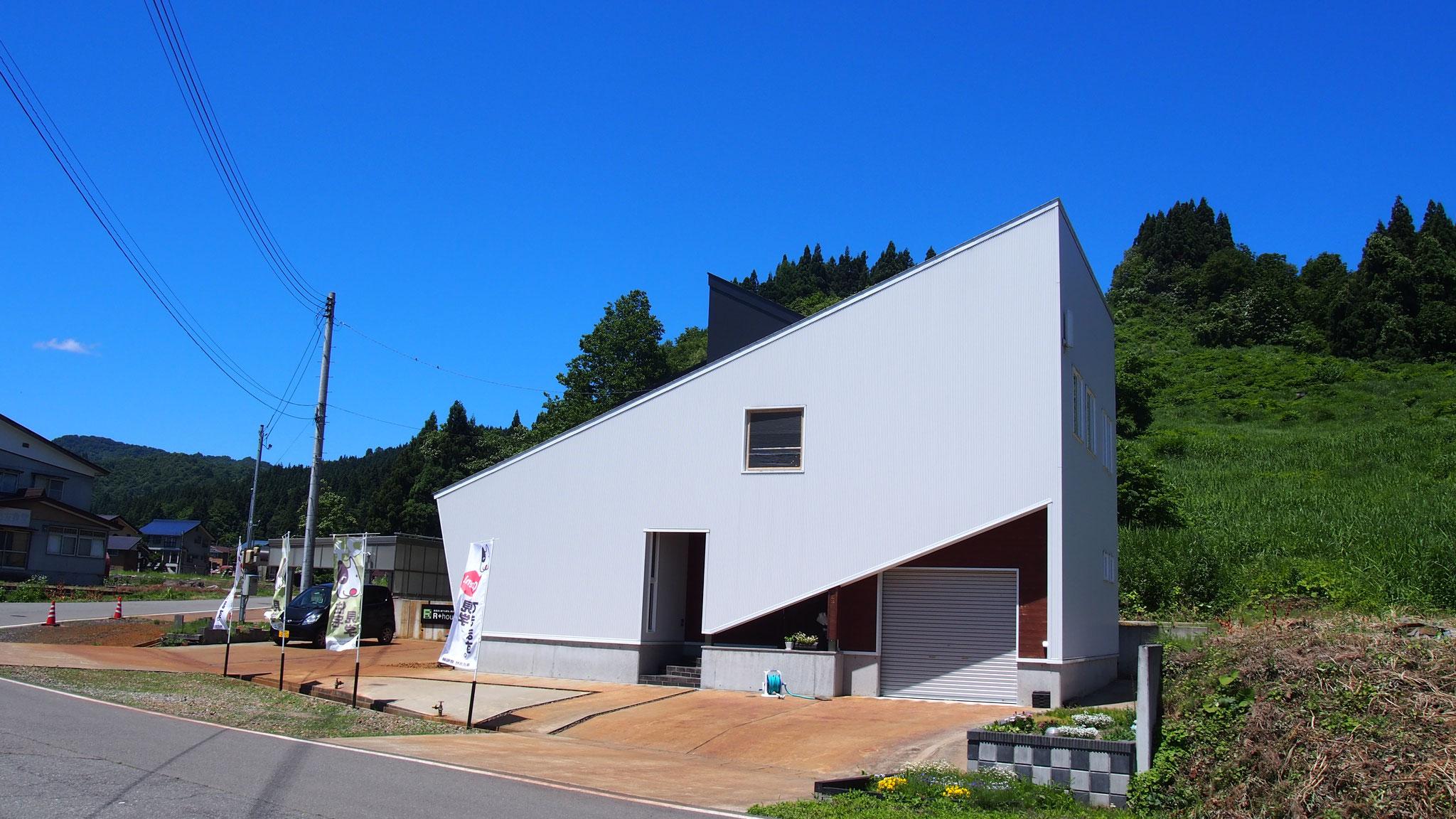 R+ house モデルハウス