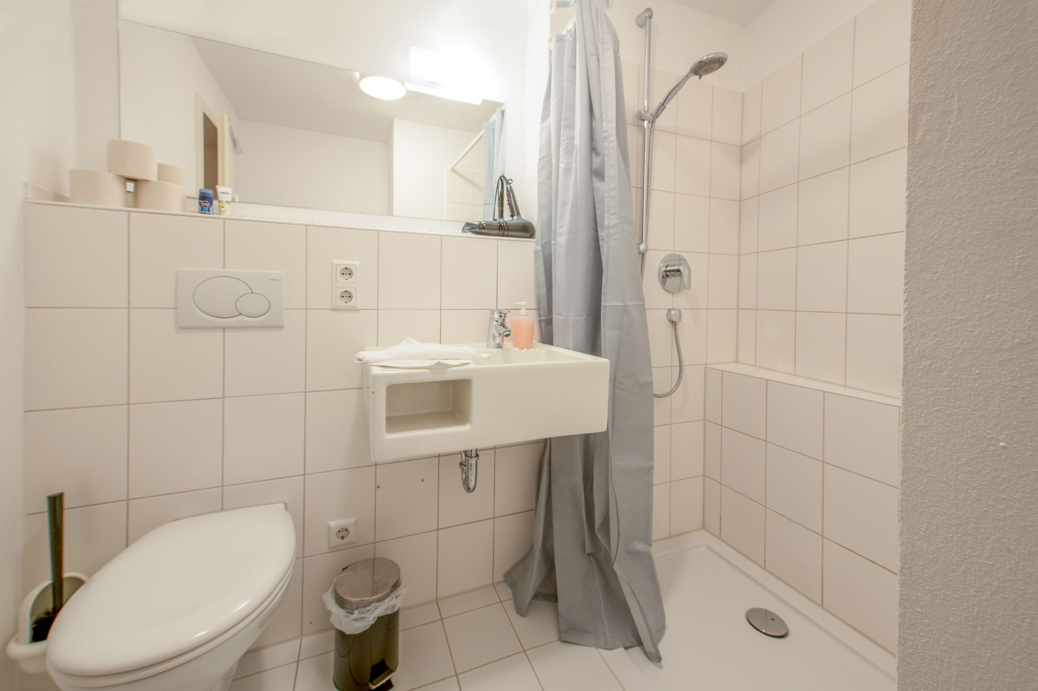 Holiday apartments on Lake Constance: City Appartement 1 - Bathroom