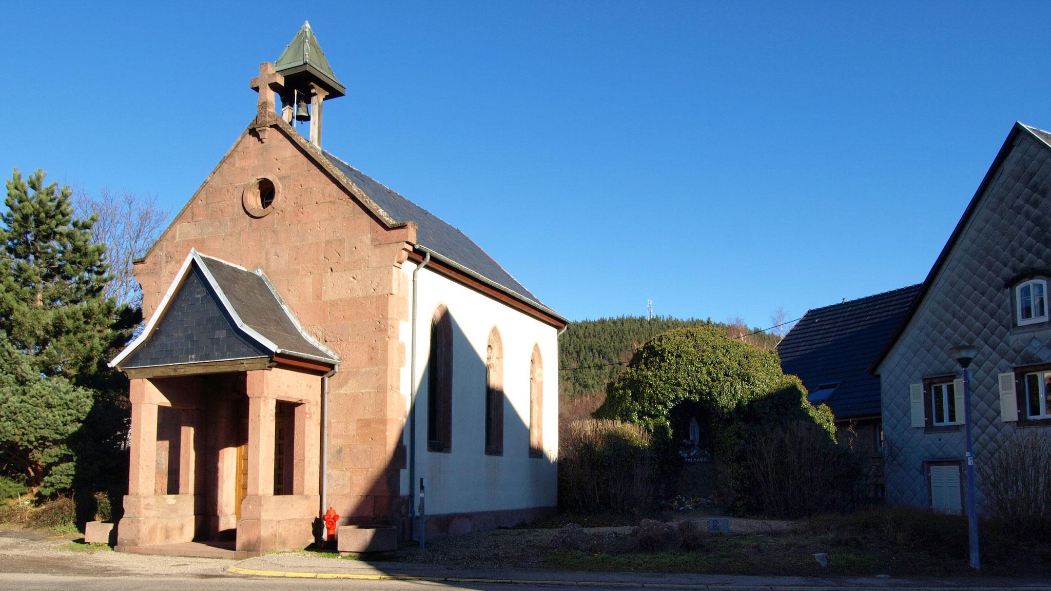 Chapelle Saint Wandrille