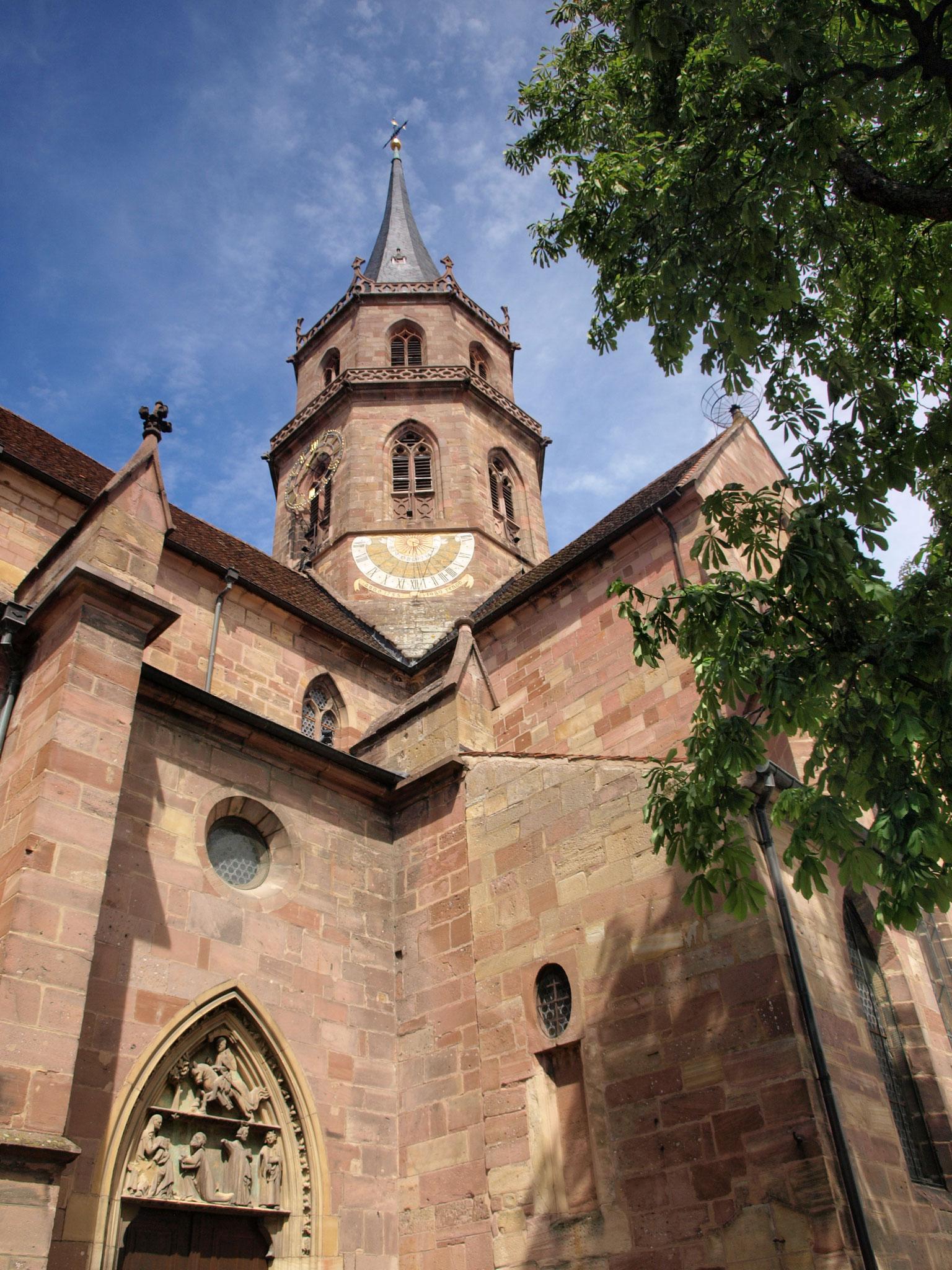 Eglise Saint-Maurce