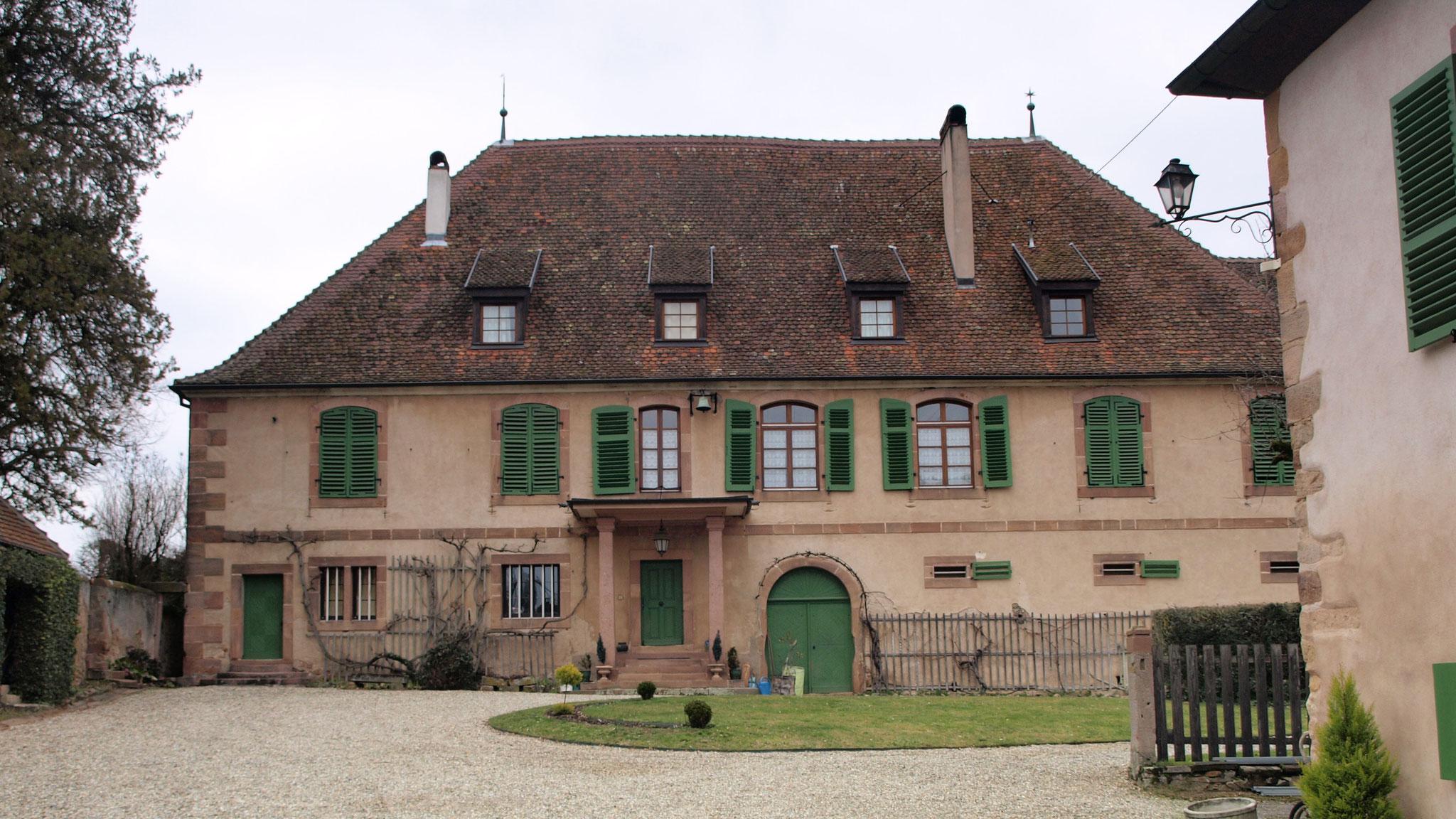 Le Meyerhof (Rorschwihr)