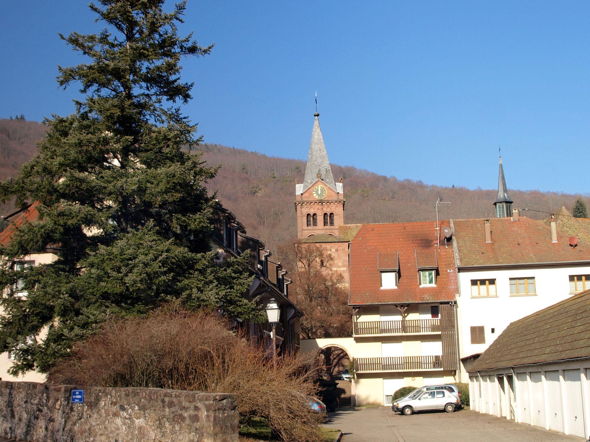 Collégiale de Lautenbach