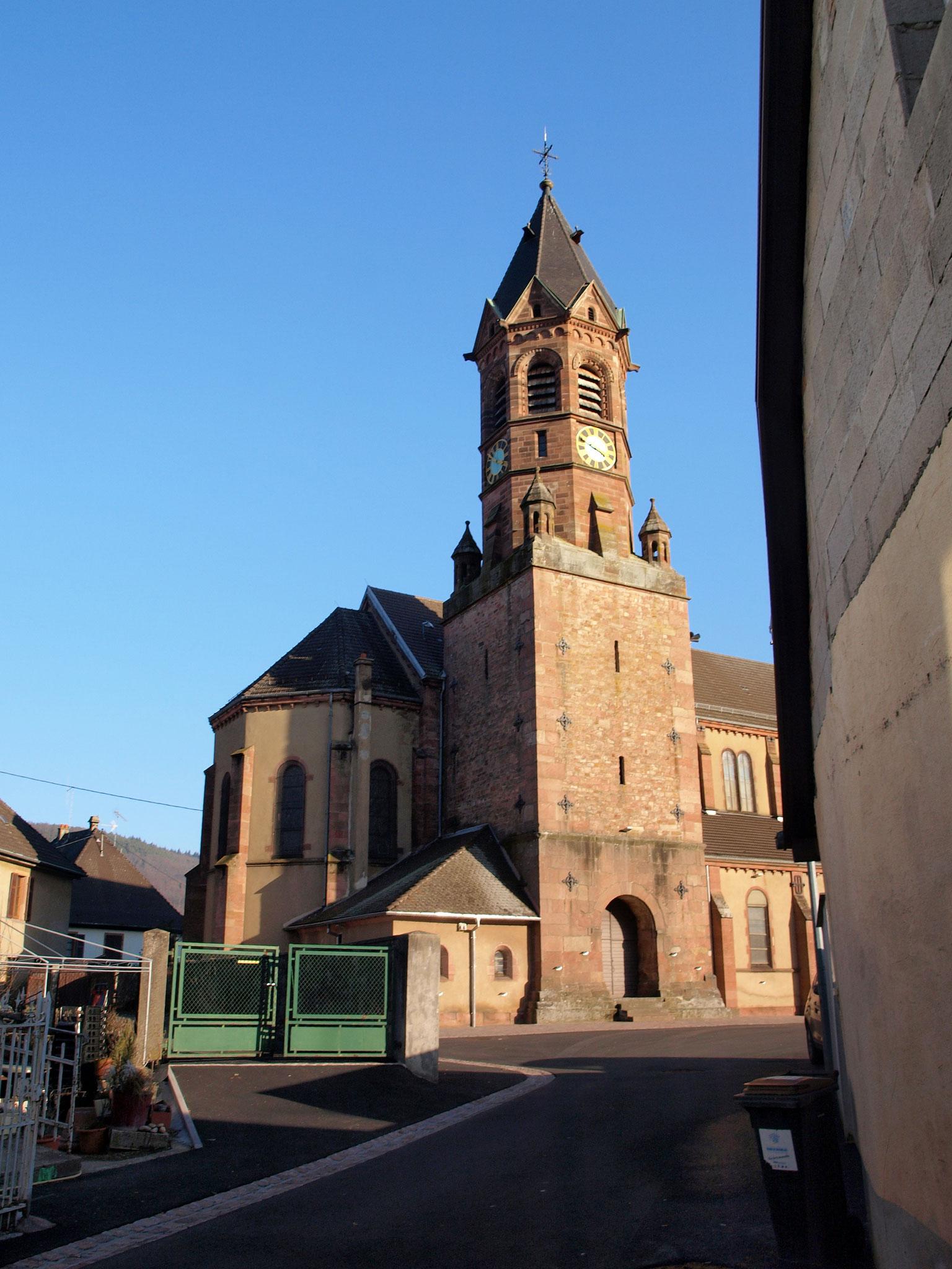 Eglise de Buhl