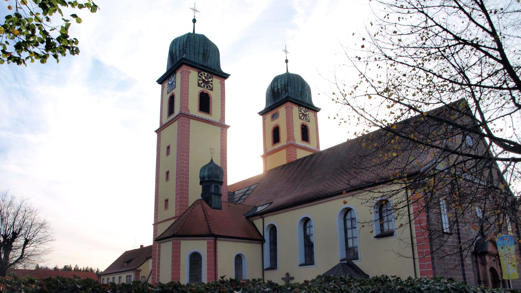 Monastère des Augustins Sankt Märgen