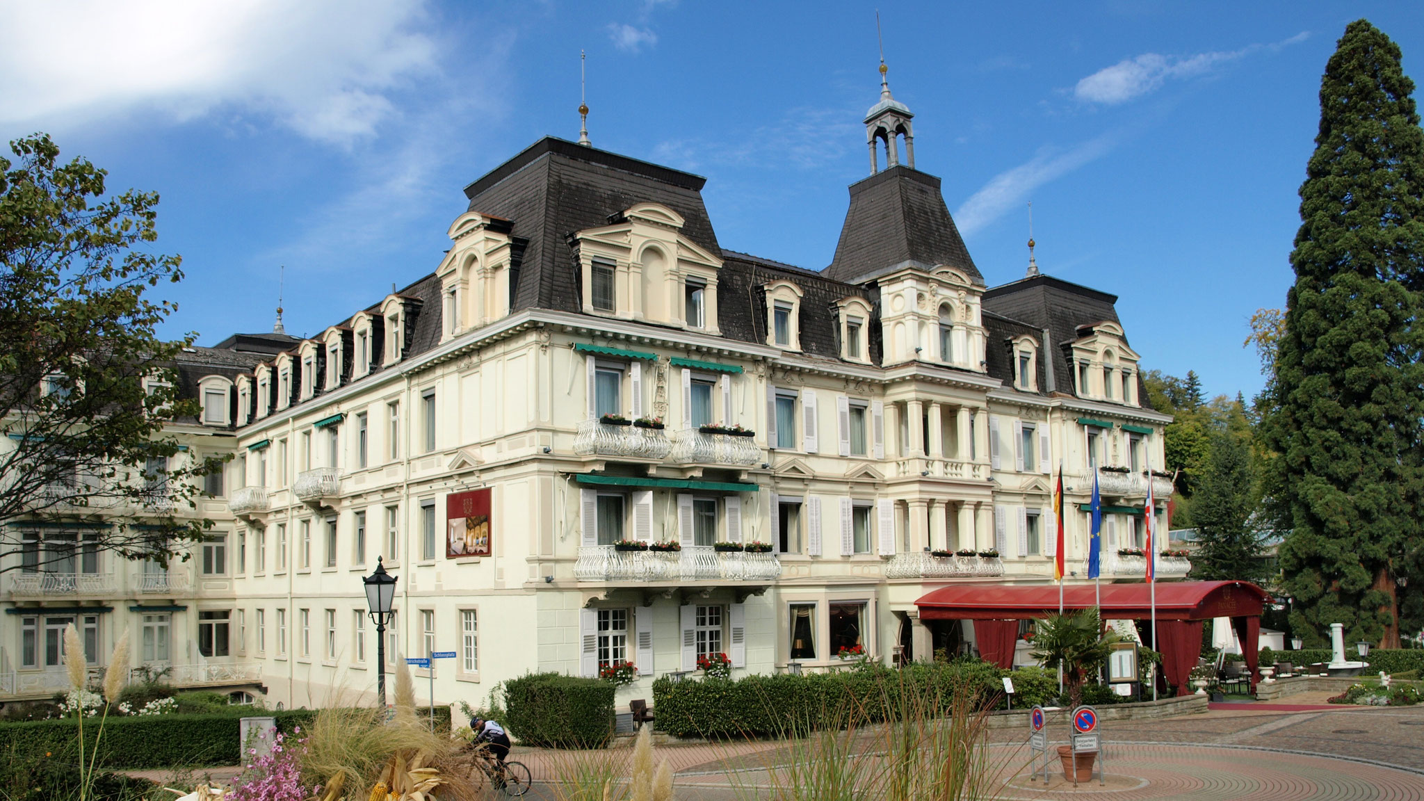 Grand Hôtel Römerbad