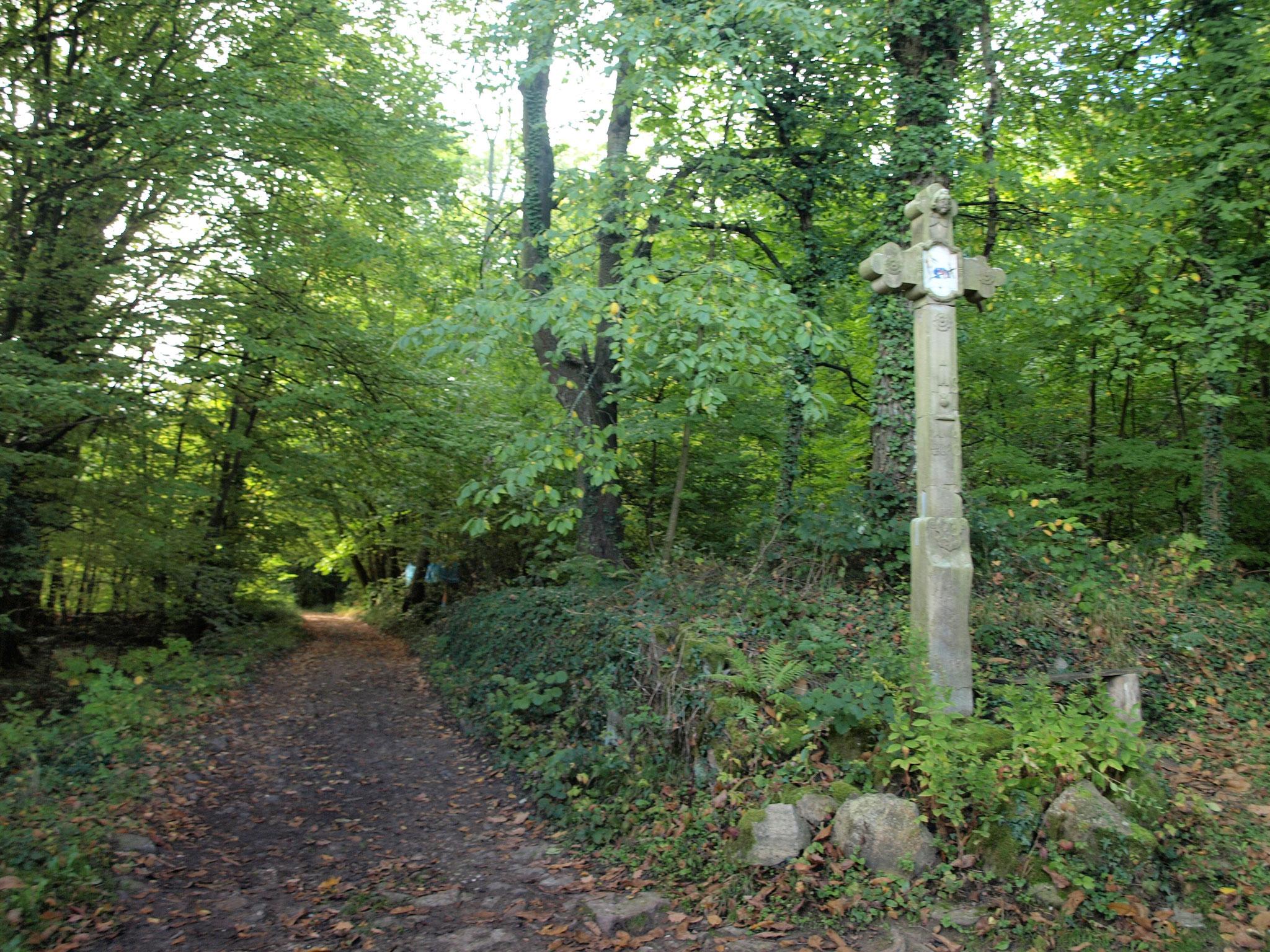 Chemin de Croix de Gueberschwihr