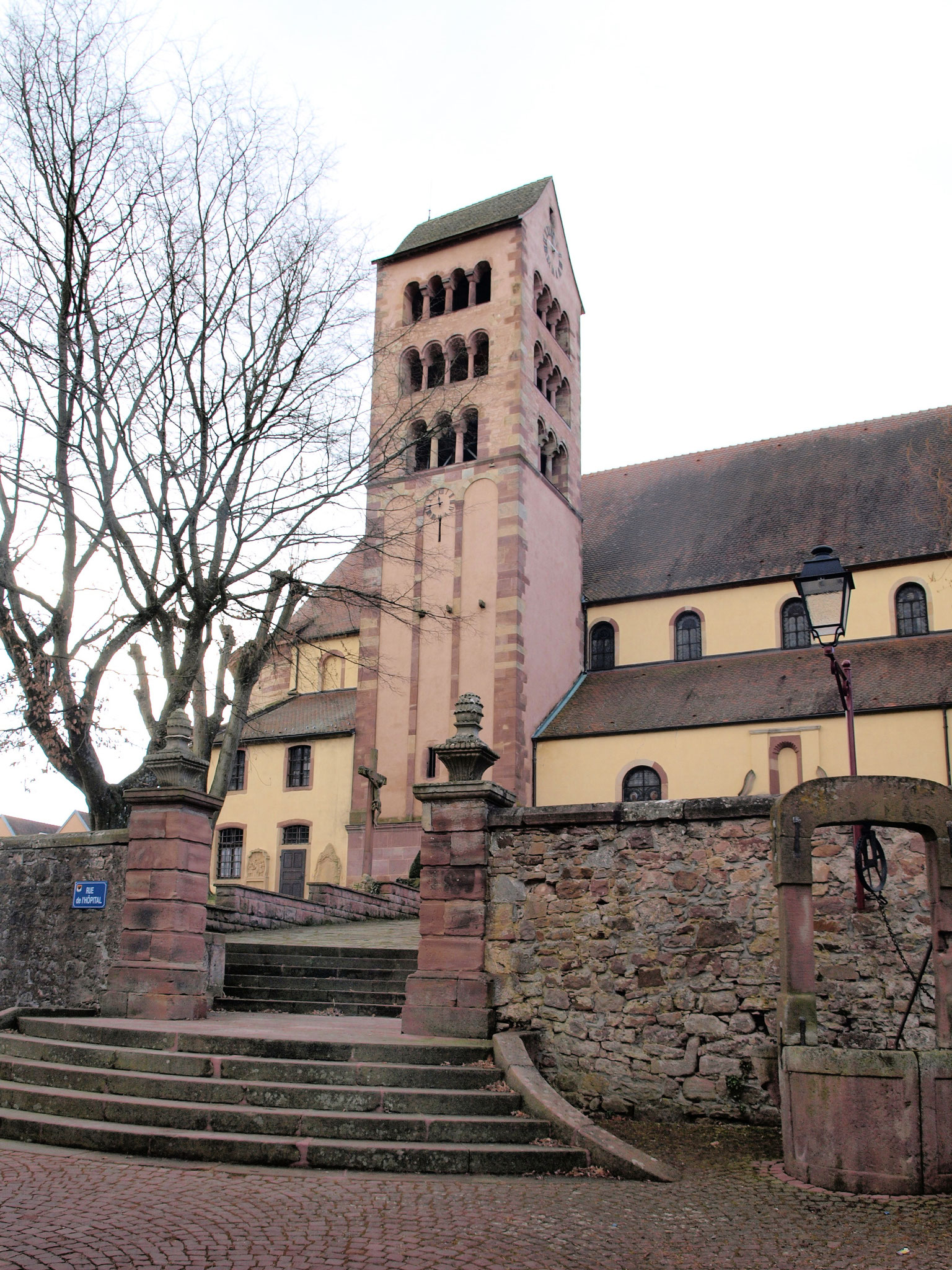 Eglise Saint Sébastien